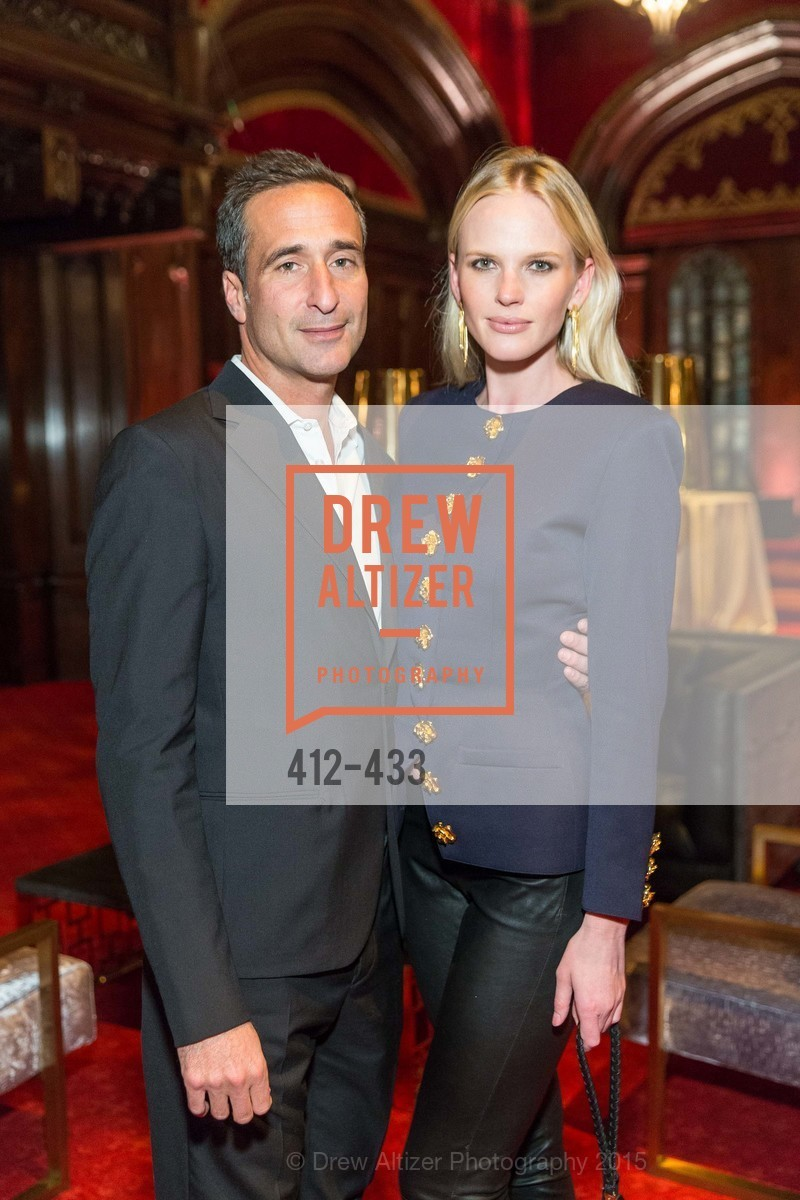 Adam Cahan, Anne Vyalitsyna, SFMOMA Contemporary Vision Award, Regency Ballroom. 1300 Van Ness, November 3rd, 2015,Drew Altizer, Drew Altizer Photography, full-service agency, private events, San Francisco photographer, photographer california