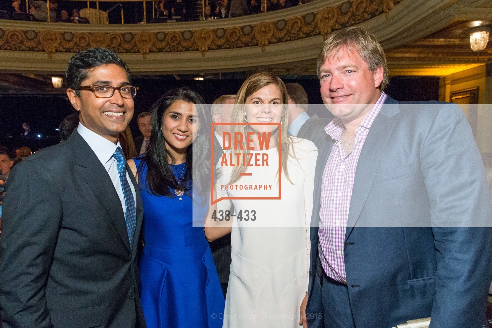 Ravin Agrawal, Alka Agrawal, Annie Woods, Monty Woods, SFMOMA Contemporary Vision Award, Regency Ballroom. 1300 Van Ness, November 3rd, 2015,Drew Altizer, Drew Altizer Photography, full-service agency, private events, San Francisco photographer, photographer california