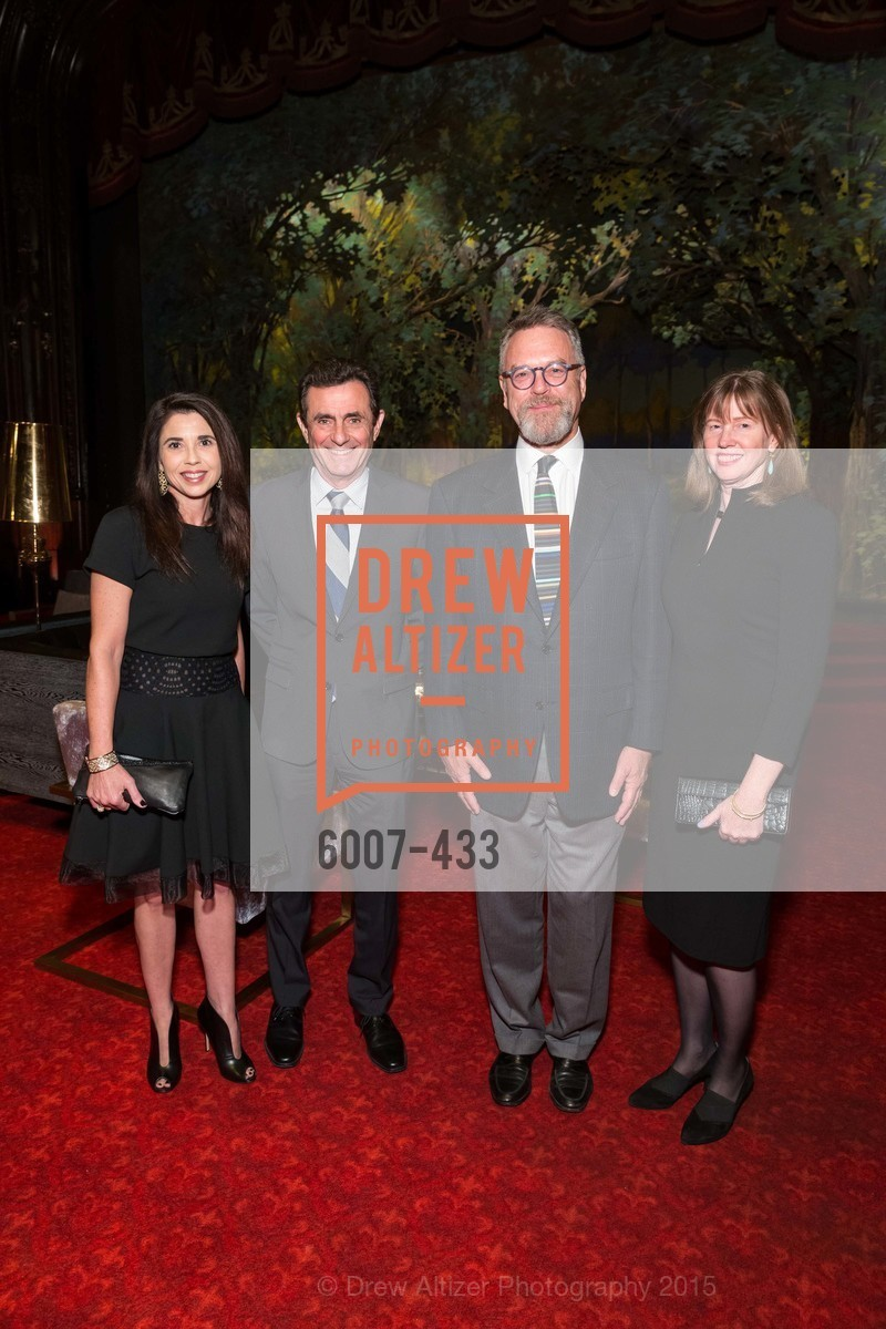 Candace Cavanaugh, Neal Benezra, Nion McEvoy, Leslie Berriman, SFMOMA Contemporary Vision Award, Regency Ballroom. 1300 Van Ness, November 3rd, 2015,Drew Altizer, Drew Altizer Photography, full-service agency, private events, San Francisco photographer, photographer california