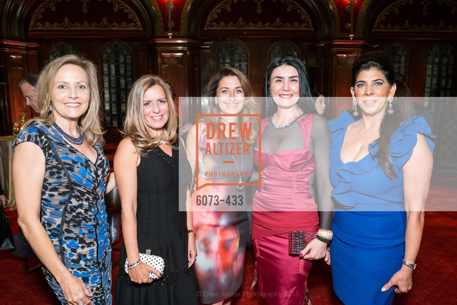 Denise Ivory, Yvette Esserman, Angela De La Housaye, Afsaneh Akhtari, Sujata Pherwani, SFMOMA Contemporary Vision Award, Regency Ballroom. 1300 Van Ness, November 3rd, 2015,Drew Altizer, Drew Altizer Photography, full-service agency, private events, San Francisco photographer, photographer california