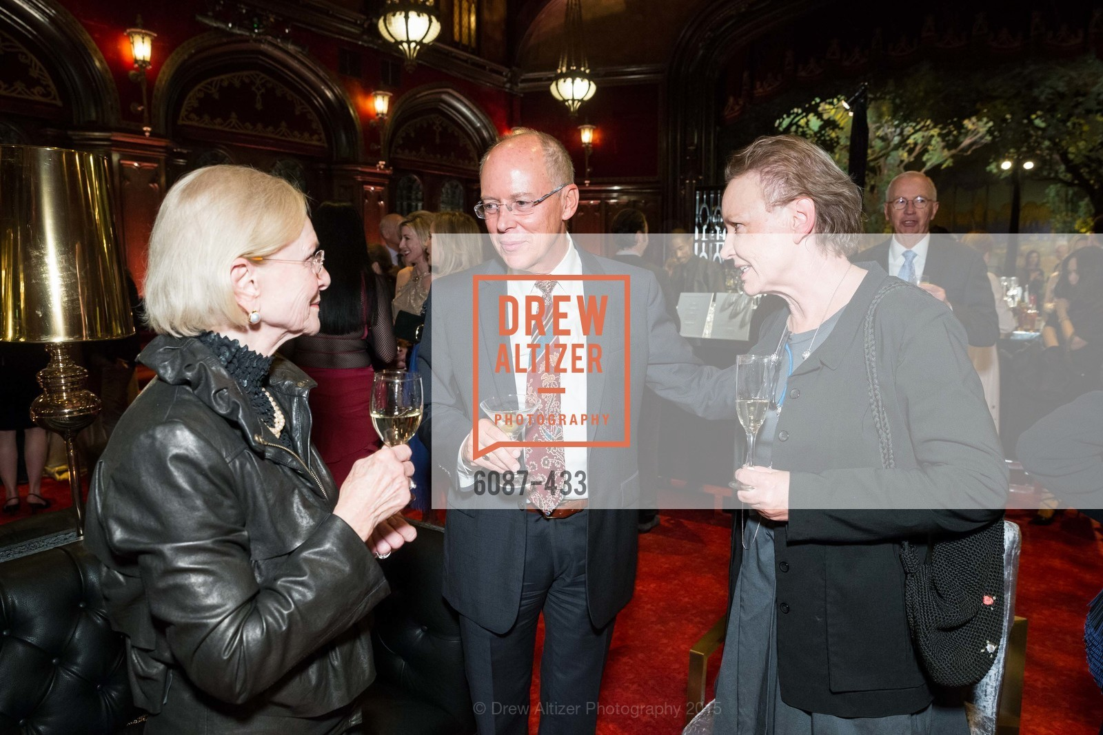 Judy Timken, Charles Desmarais, Dee Hoover, SFMOMA Contemporary Vision Award, Regency Ballroom. 1300 Van Ness, November 3rd, 2015,Drew Altizer, Drew Altizer Photography, full-service agency, private events, San Francisco photographer, photographer california