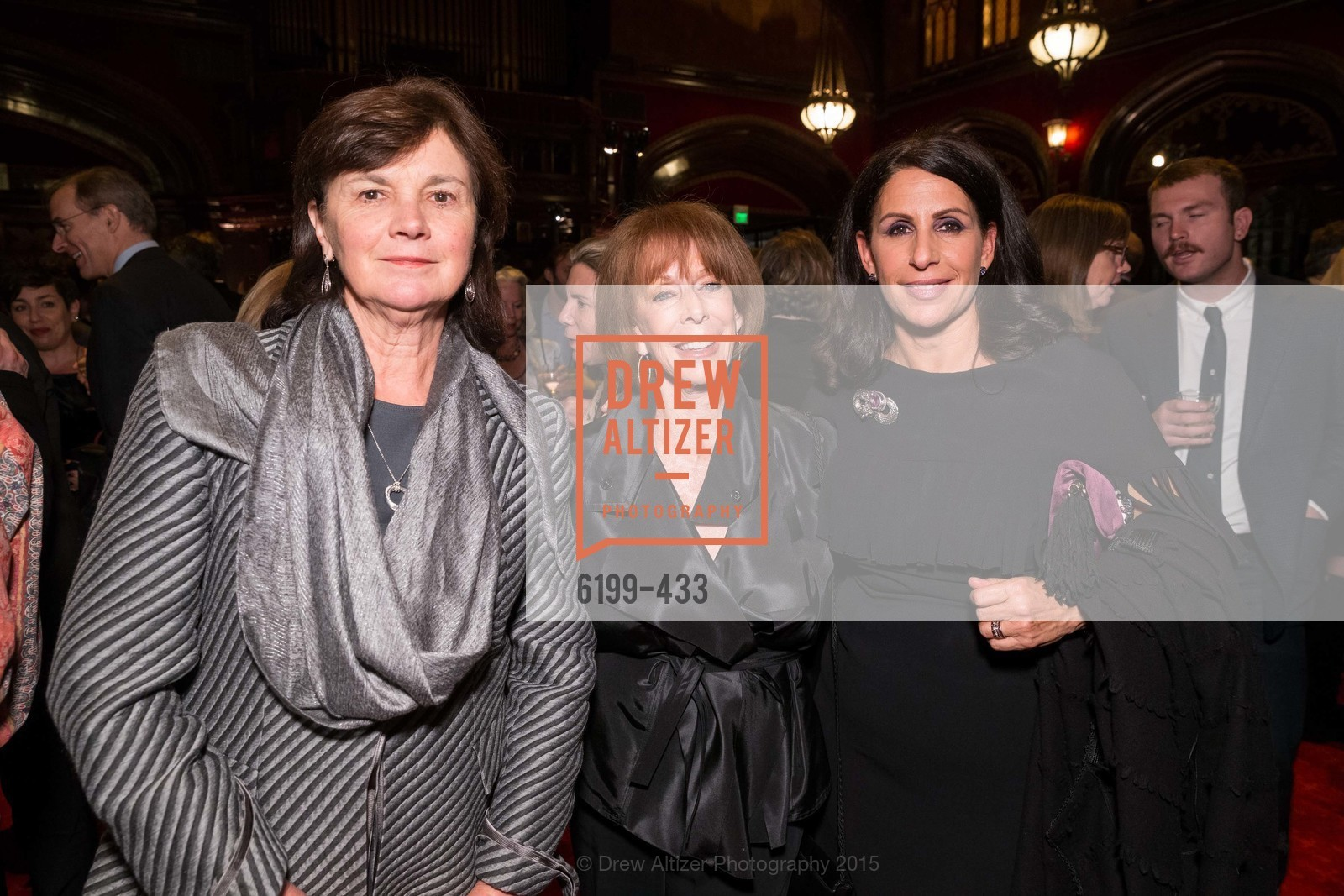 Marie Perchal, Barbara Dixon, Lisa Grotts, SFMOMA Contemporary Vision Award, Regency Ballroom. 1300 Van Ness, November 3rd, 2015,Drew Altizer, Drew Altizer Photography, full-service agency, private events, San Francisco photographer, photographer california