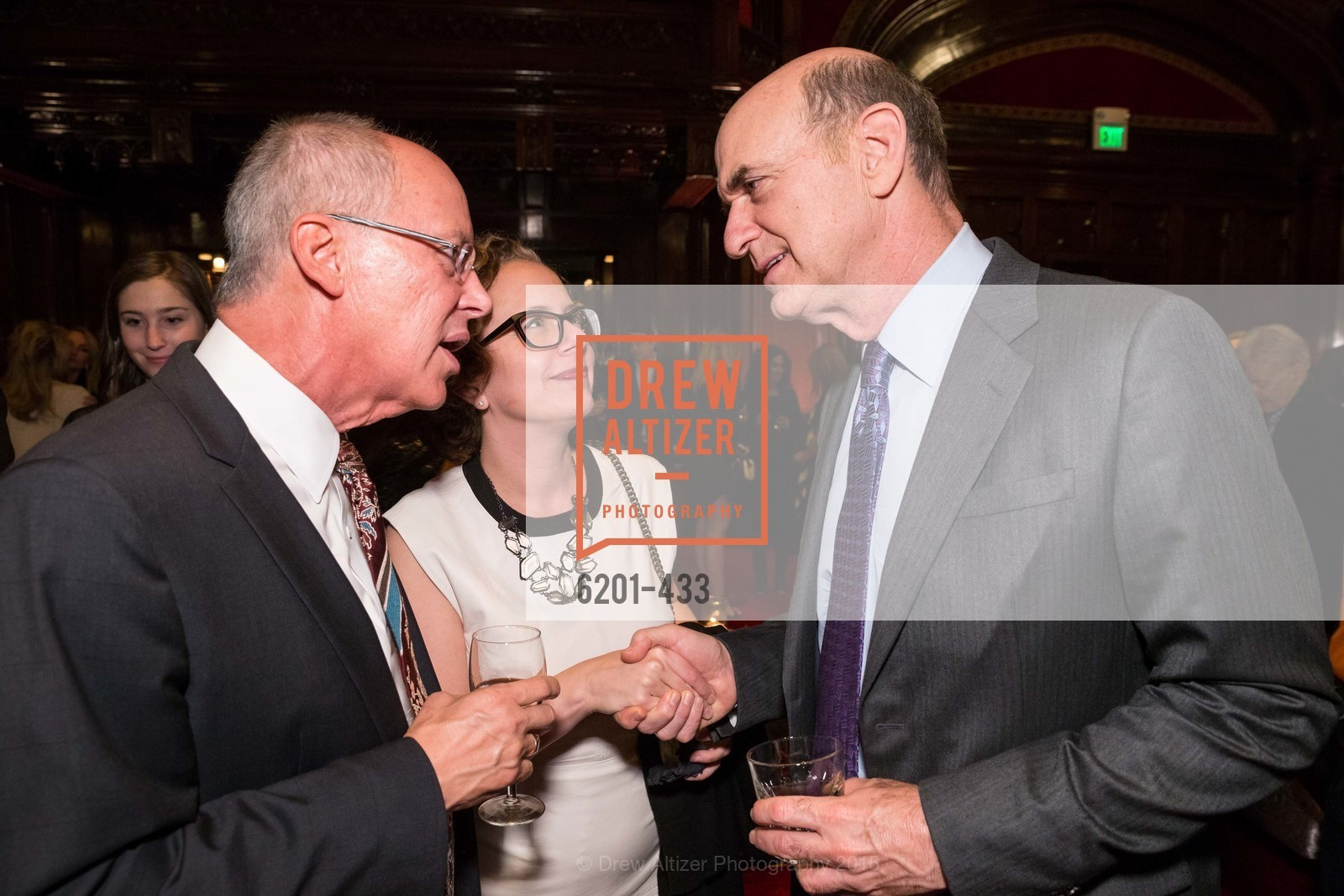 Charles Desmarais, Rachel Schreiber, Bob Fisher, SFMOMA Contemporary Vision Award, Regency Ballroom. 1300 Van Ness, November 3rd, 2015,Drew Altizer, Drew Altizer Photography, full-service agency, private events, San Francisco photographer, photographer california