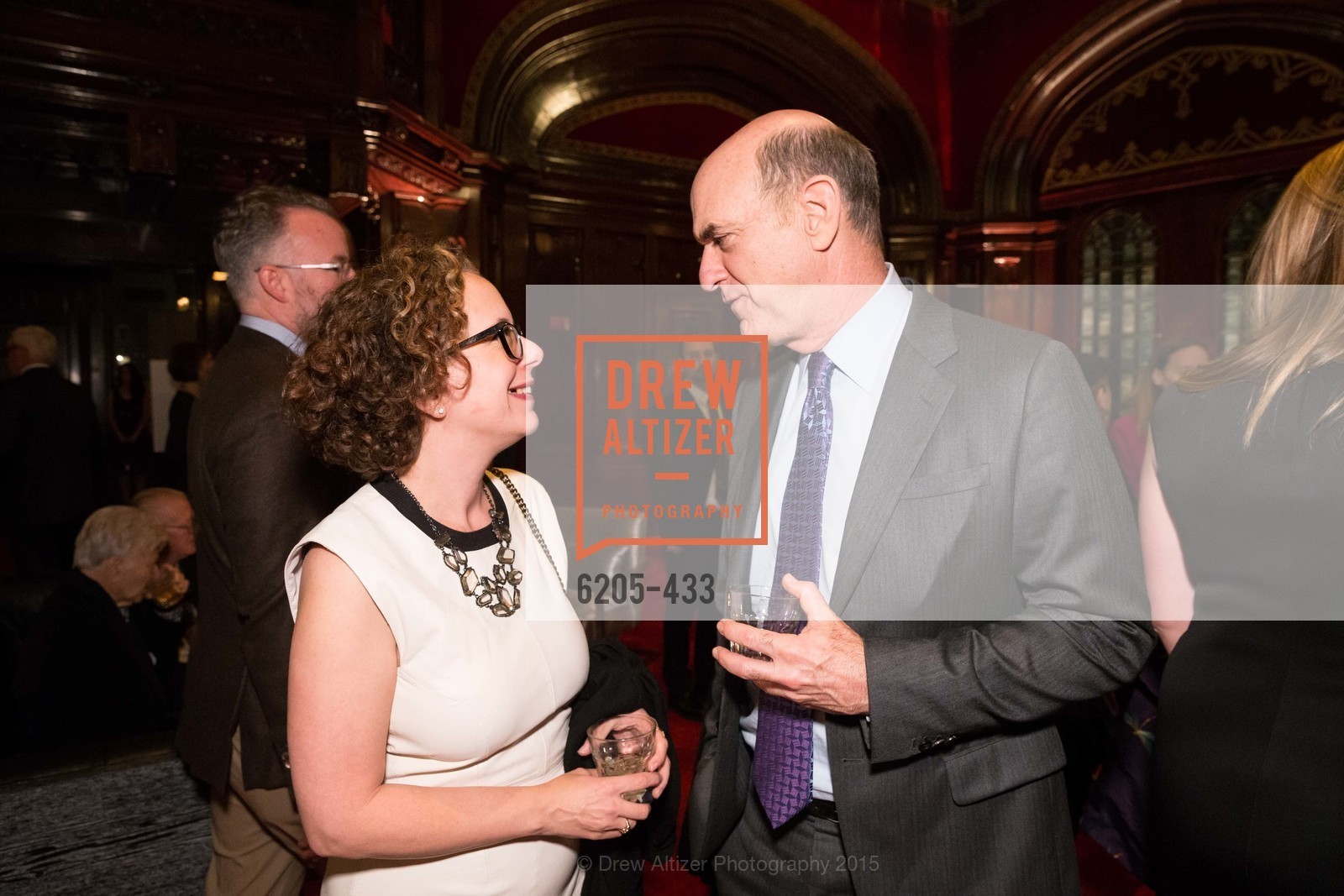 Rachel Schreiber, Bob Fisher, SFMOMA Contemporary Vision Award, Regency Ballroom. 1300 Van Ness, November 3rd, 2015,Drew Altizer, Drew Altizer Photography, full-service agency, private events, San Francisco photographer, photographer california