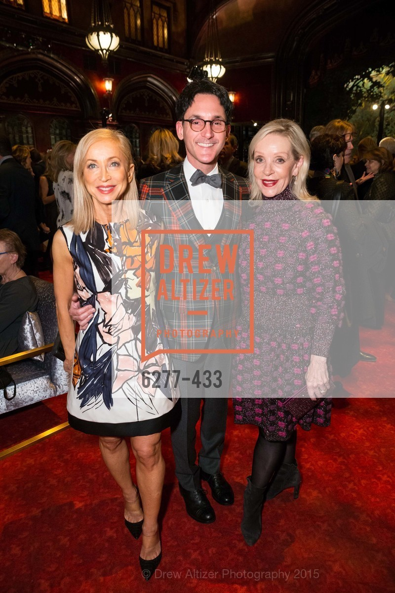 Shelley Gordon, James Krohn, Barbara Brown, SFMOMA Contemporary Vision Award, Regency Ballroom. 1300 Van Ness, November 3rd, 2015,Drew Altizer, Drew Altizer Photography, full-service agency, private events, San Francisco photographer, photographer california