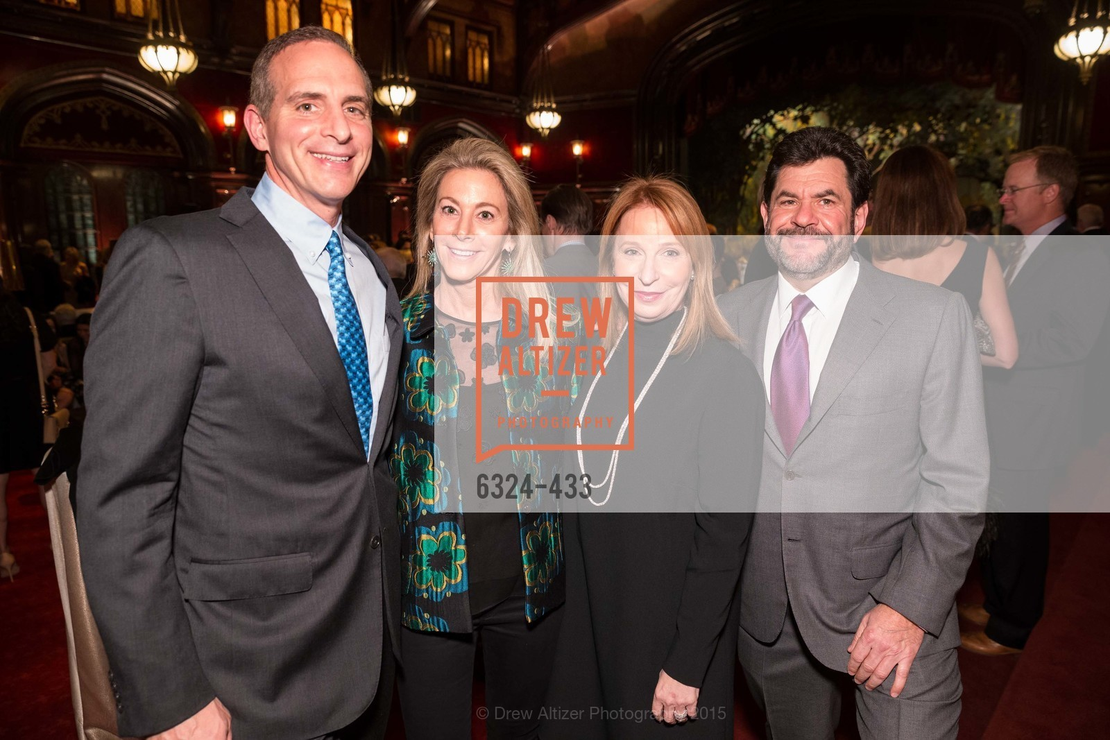 Jim Tananbaum, Dana Tananbaum, Lisa Pritzker, John Pritzker, SFMOMA Contemporary Vision Award, Regency Ballroom. 1300 Van Ness, November 3rd, 2015,Drew Altizer, Drew Altizer Photography, full-service event agency, private events, San Francisco photographer, photographer California