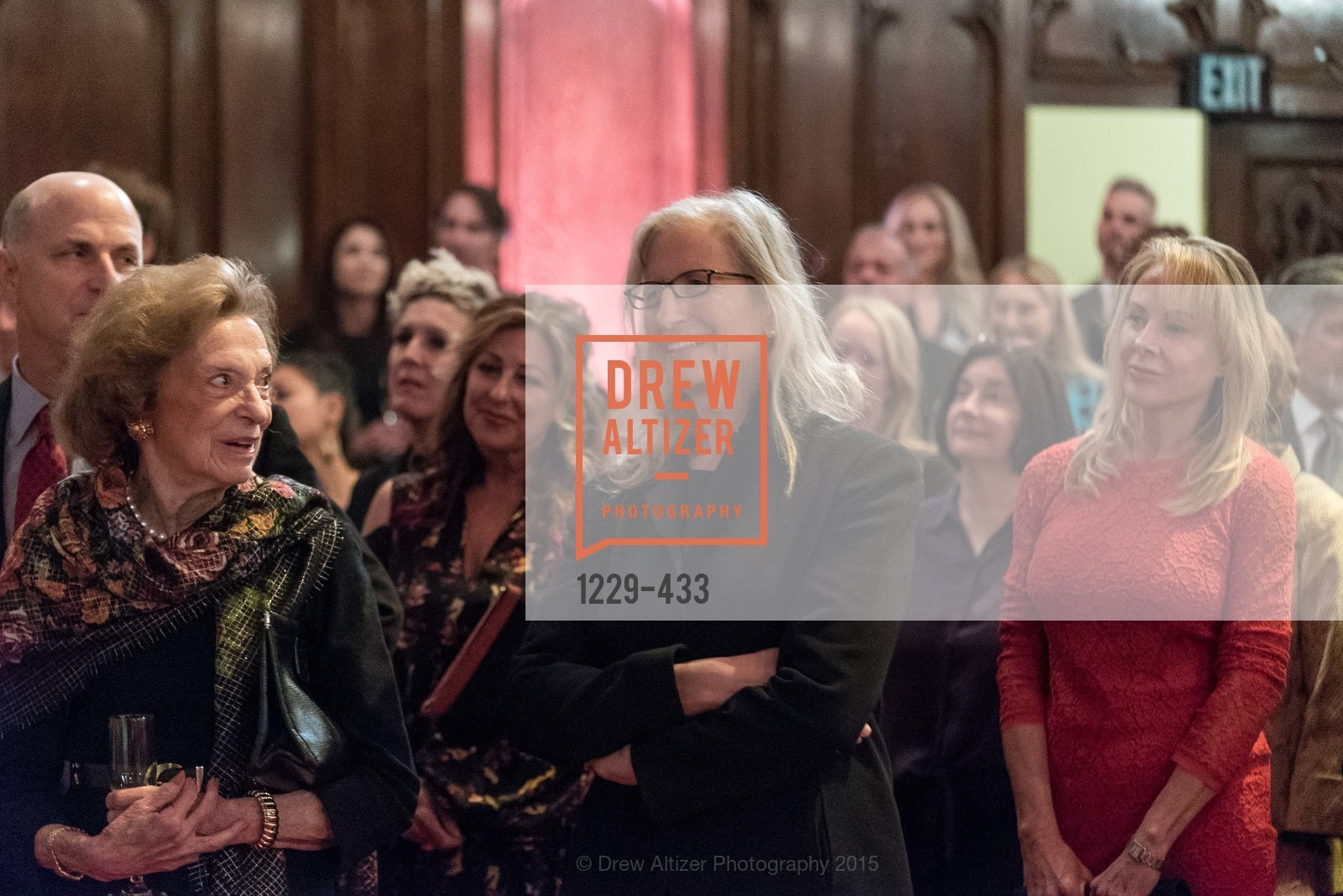 Doris Fisher, Annie Leibovitz, SFMOMA Contemporary Vision Award, Regency Ballroom. 1300 Van Ness, November 3rd, 2015,Drew Altizer, Drew Altizer Photography, full-service event agency, private events, San Francisco photographer, photographer California