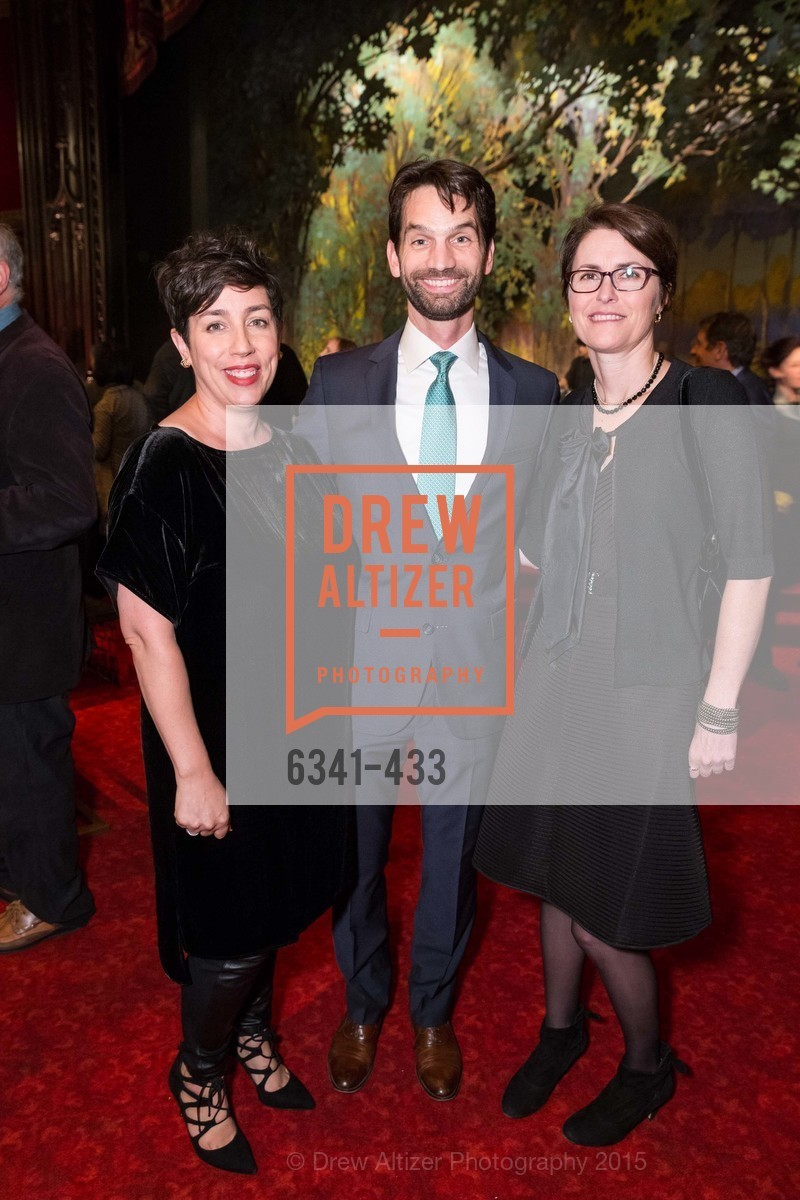 Corey Keller, Matthew Tiews, Erin O'Toole, SFMOMA Contemporary Vision Award, Regency Ballroom. 1300 Van Ness, November 3rd, 2015,Drew Altizer, Drew Altizer Photography, full-service agency, private events, San Francisco photographer, photographer california