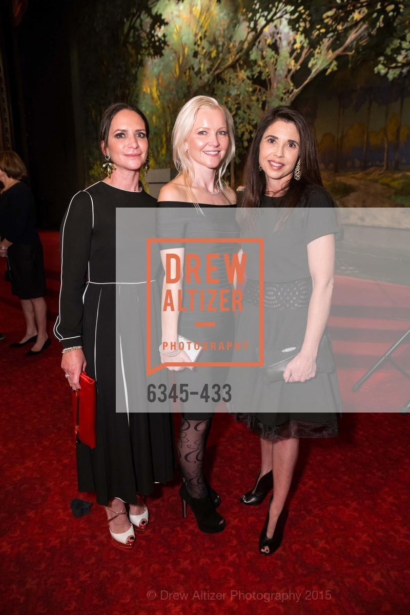 Courtney Dallaire, Nathalie Delrue-McGuire, Candace Cavanaugh, SFMOMA Contemporary Vision Award, Regency Ballroom. 1300 Van Ness, November 3rd, 2015,Drew Altizer, Drew Altizer Photography, full-service event agency, private events, San Francisco photographer, photographer California