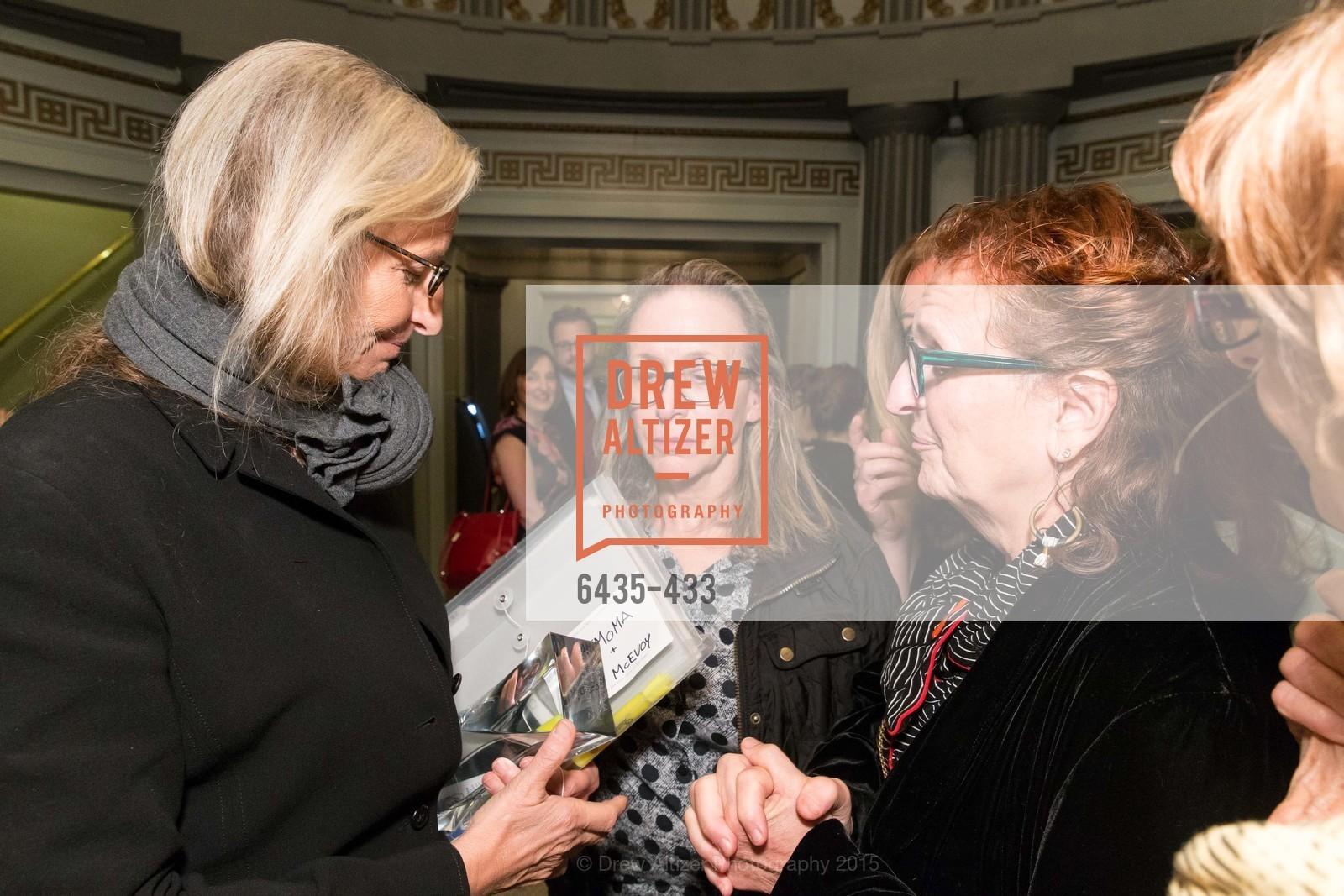 Annie Leibovitz, Paula Leibovitz Goodwin, Susan Leibovitz Steinman, SFMOMA Contemporary Vision Award, Regency Ballroom. 1300 Van Ness, November 3rd, 2015,Drew Altizer, Drew Altizer Photography, full-service agency, private events, San Francisco photographer, photographer california