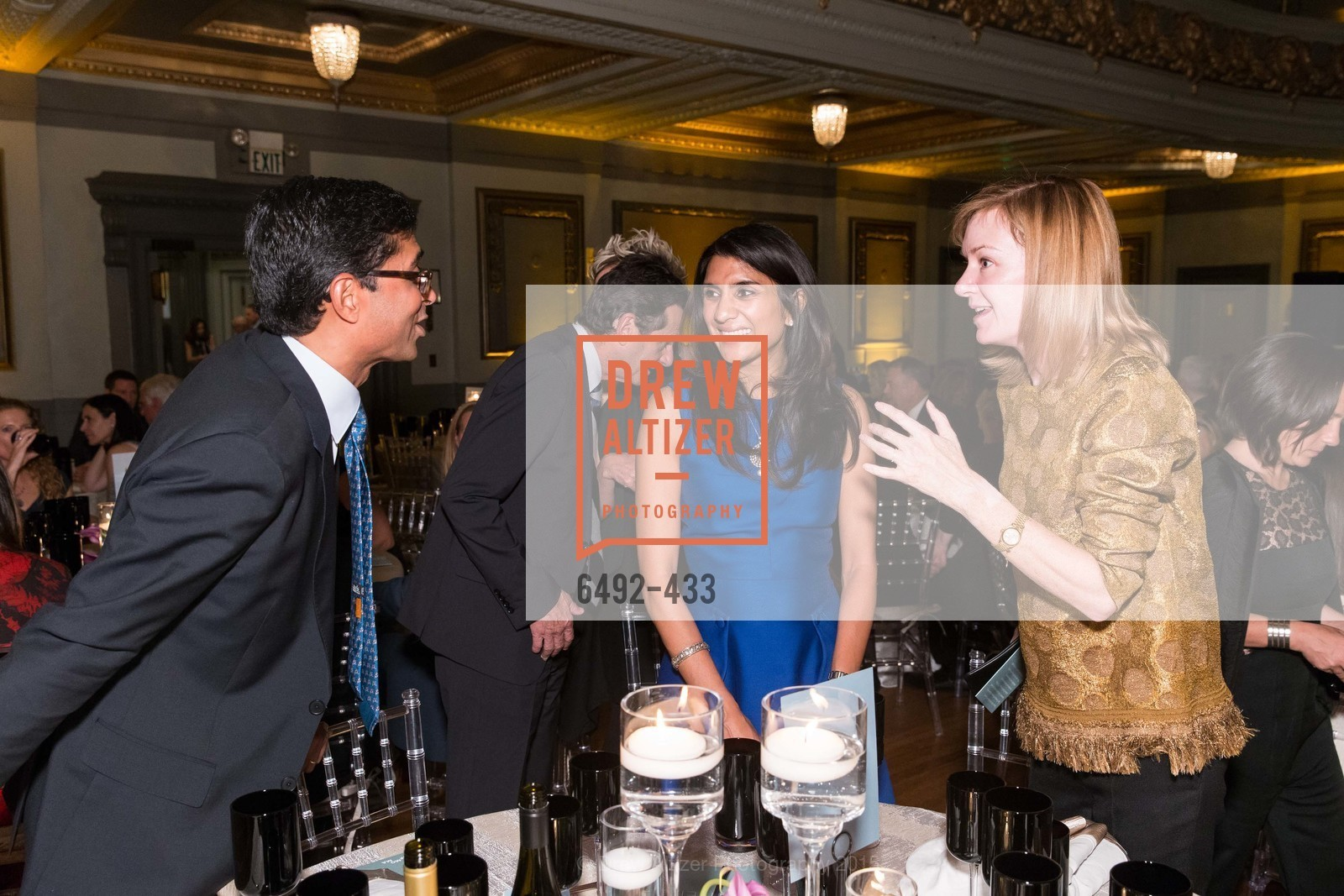 Ravin Agrawal, Alka Agrawal, Katie Paige, SFMOMA Contemporary Vision Award, Regency Ballroom. 1300 Van Ness, November 3rd, 2015,Drew Altizer, Drew Altizer Photography, full-service agency, private events, San Francisco photographer, photographer california