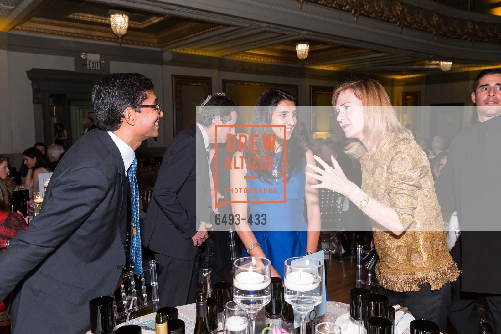 Ravin Agrawal, Alka Agrawal, Katie Paige, SFMOMA Contemporary Vision Award, Regency Ballroom. 1300 Van Ness, November 3rd, 2015,Drew Altizer, Drew Altizer Photography, full-service event agency, private events, San Francisco photographer, photographer California