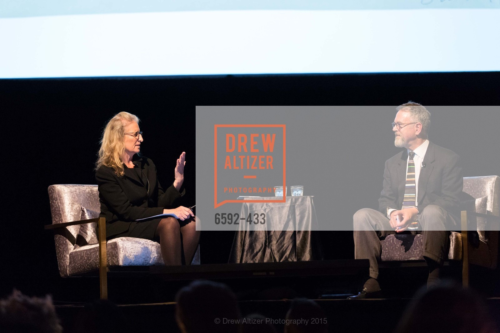 Annie Leibovitz, Nion McEvoy, SFMOMA Contemporary Vision Award, Regency Ballroom. 1300 Van Ness, November 3rd, 2015,Drew Altizer, Drew Altizer Photography, full-service agency, private events, San Francisco photographer, photographer california