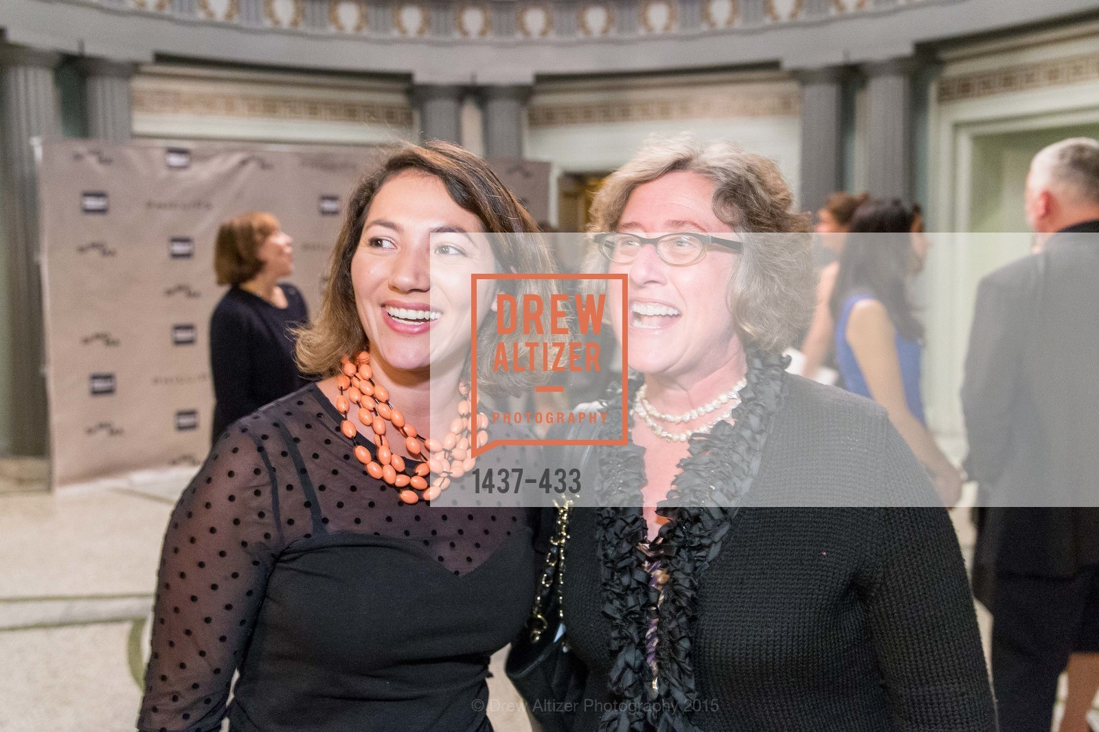 Clara Azulay, Catherine Bigelow, SFMOMA Contemporary Vision Award, Regency Ballroom. 1300 Van Ness, November 3rd, 2015,Drew Altizer, Drew Altizer Photography, full-service agency, private events, San Francisco photographer, photographer california