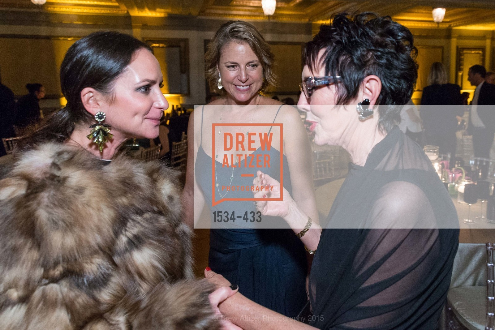 Courtney Dallaire, Genevieve Ferguson, Dianne Fong-Torres, SFMOMA Contemporary Vision Award, Regency Ballroom. 1300 Van Ness, November 3rd, 2015,Drew Altizer, Drew Altizer Photography, full-service agency, private events, San Francisco photographer, photographer california