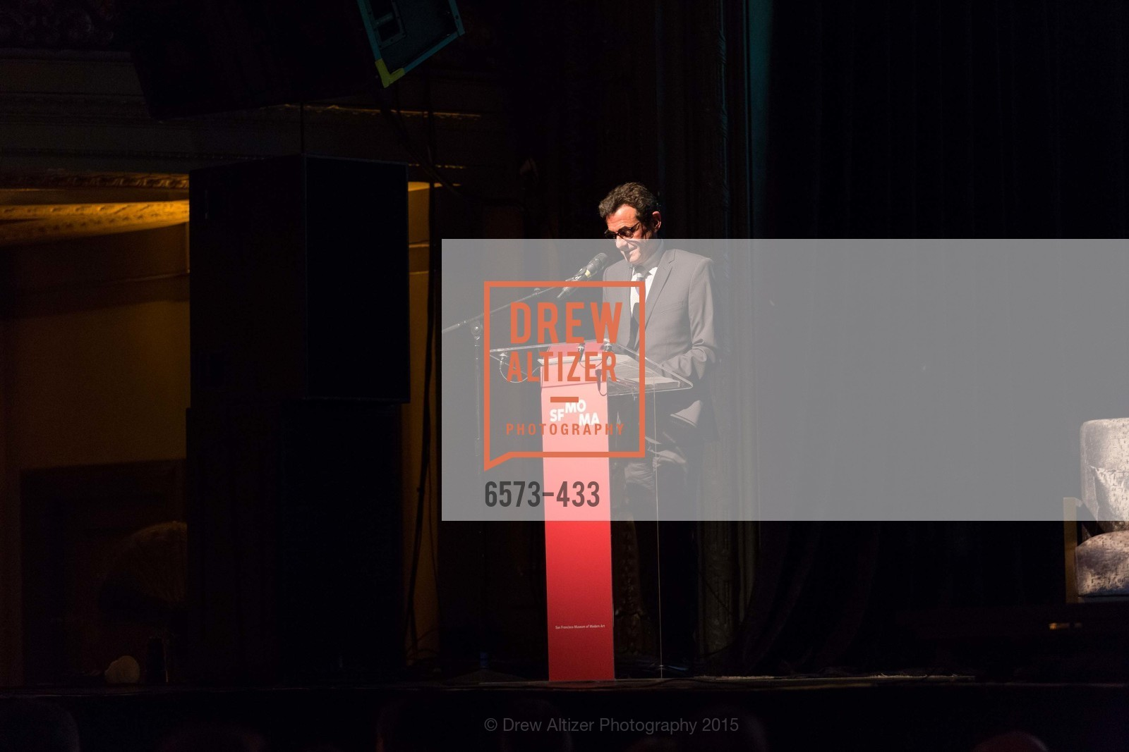 Neal Benezra, SFMOMA Contemporary Vision Award, Regency Ballroom. 1300 Van Ness, November 3rd, 2015,Drew Altizer, Drew Altizer Photography, full-service agency, private events, San Francisco photographer, photographer california