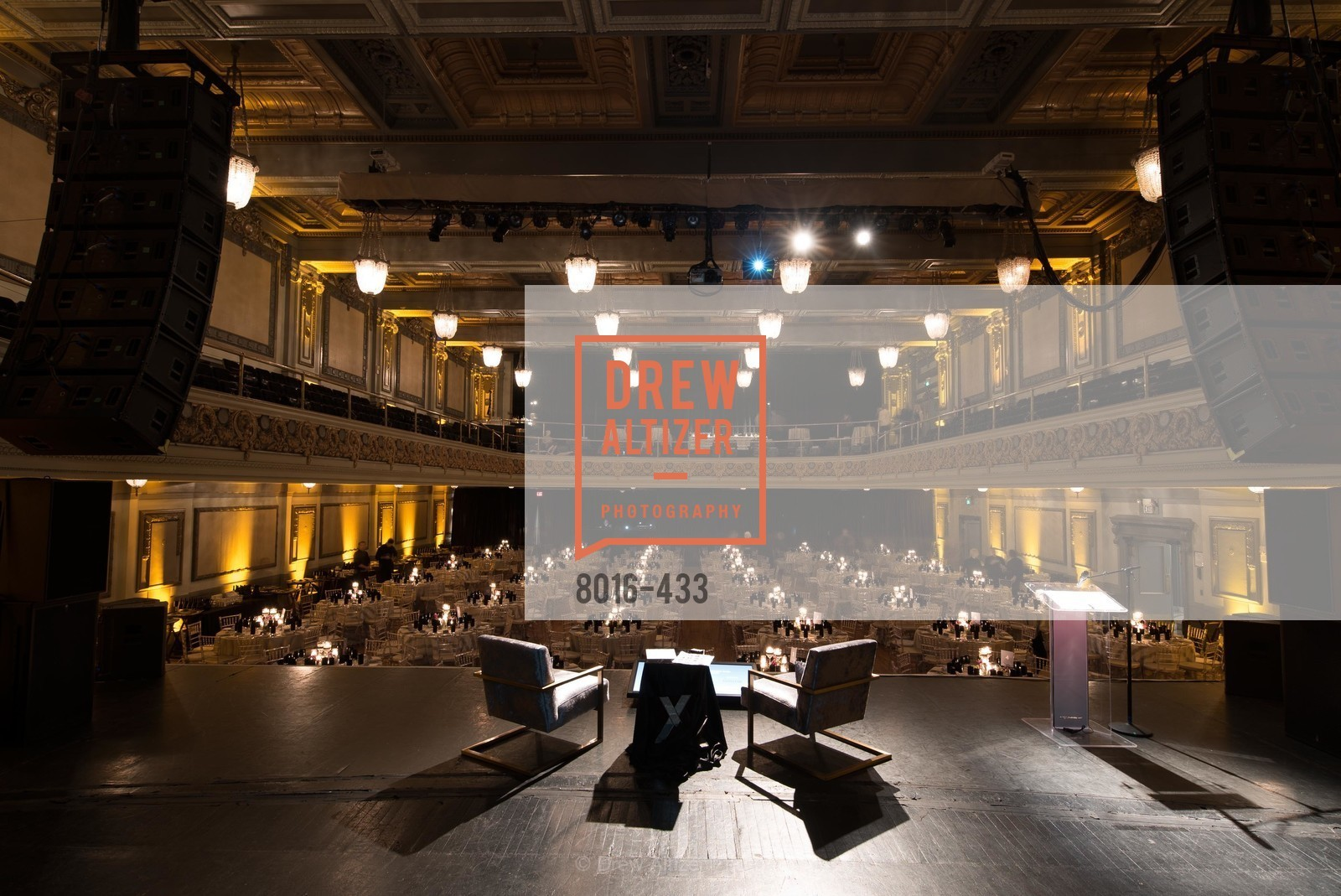 Atmosphere, SFMOMA Contemporary Vision Award, Regency Ballroom. 1300 Van Ness, November 3rd, 2015,Drew Altizer, Drew Altizer Photography, full-service event agency, private events, San Francisco photographer, photographer California