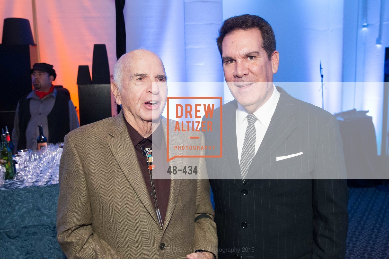 Joe Hale, Tony Anselmo, The Walt Disney Family Museum Fundraising Gala and Diane Disney Miller Lifetime Achievement Award, Golden Gate Club. 135 Fisher Loop in the Presidio, November 3rd, 2015,Drew Altizer, Drew Altizer Photography, full-service event agency, private events, San Francisco photographer, photographer California