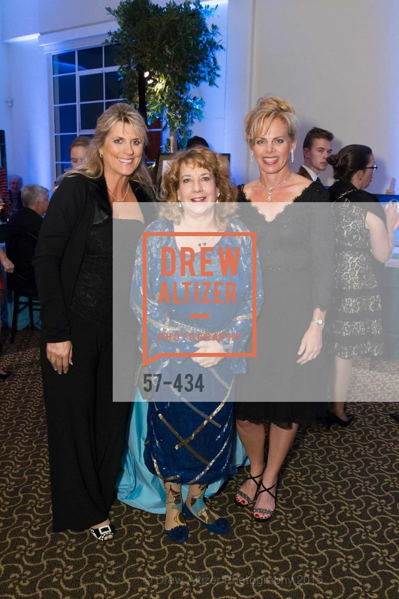 Michelle Berg, Carol Mumford, Tracy Kathy, The Walt Disney Family Museum Fundraising Gala and Diane Disney Miller Lifetime Achievement Award, Golden Gate Club. 135 Fisher Loop in the Presidio, November 3rd, 2015,Drew Altizer, Drew Altizer Photography, full-service agency, private events, San Francisco photographer, photographer california