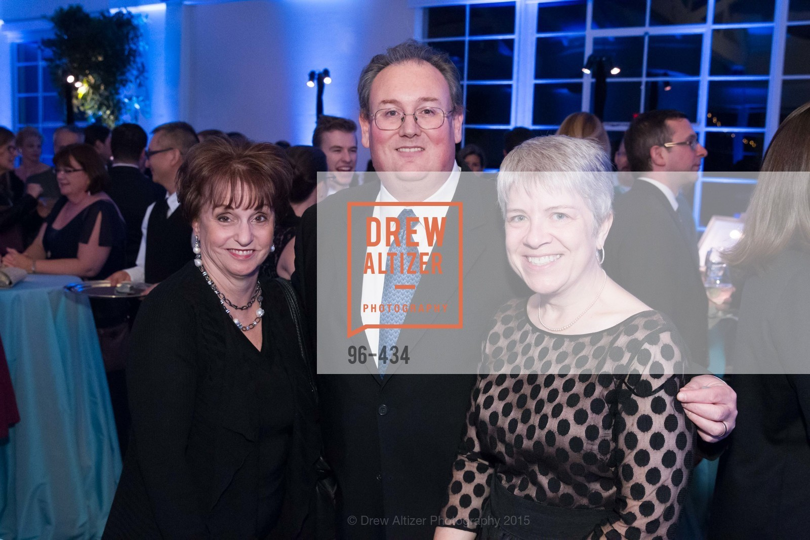 Diana Waller, James Dempsey, Julie Dempsey, The Walt Disney Family Museum Fundraising Gala and Diane Disney Miller Lifetime Achievement Award, Golden Gate Club. 135 Fisher Loop in the Presidio, November 3rd, 2015,Drew Altizer, Drew Altizer Photography, full-service event agency, private events, San Francisco photographer, photographer California