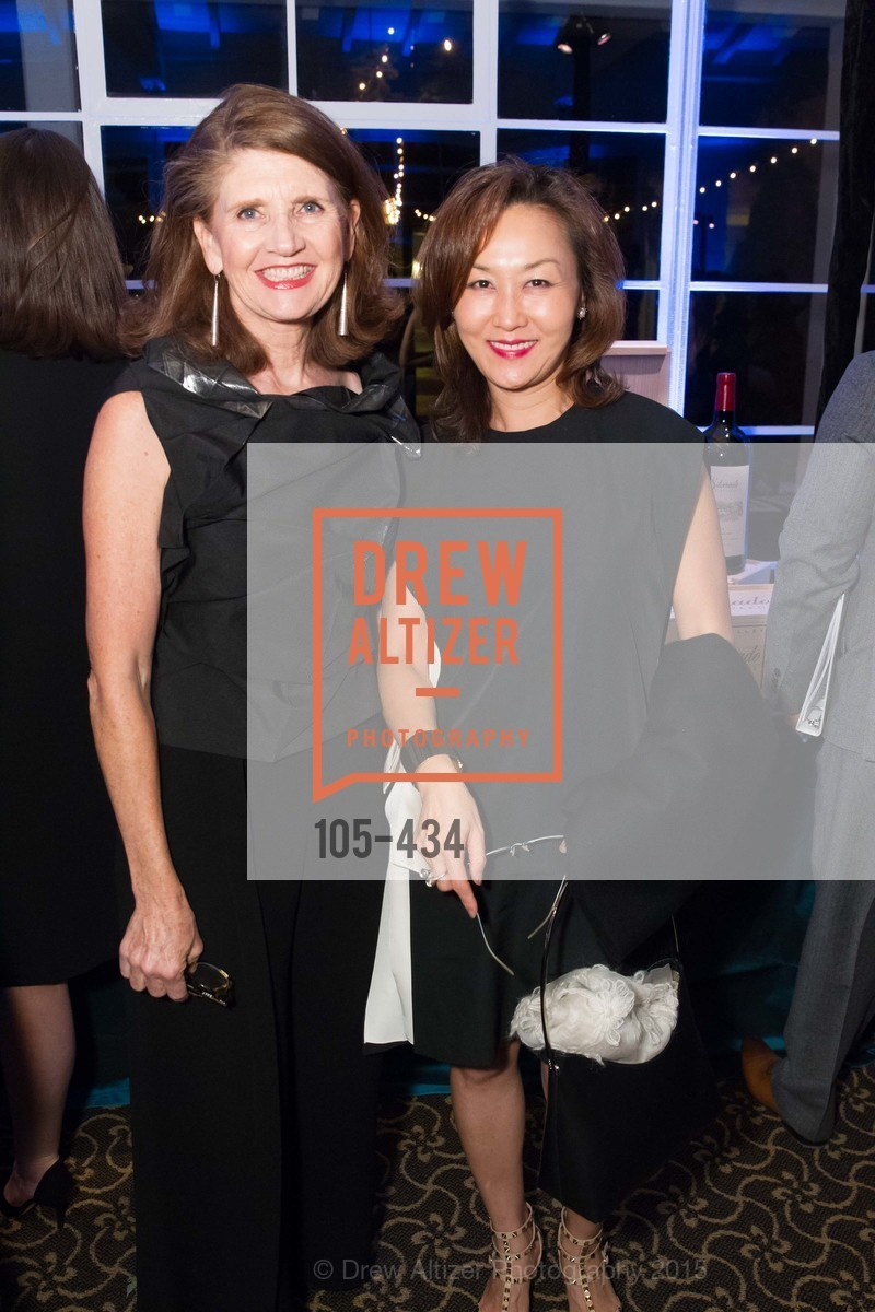 Diane Duvall, Kay Chung, The Walt Disney Family Museum Fundraising Gala and Diane Disney Miller Lifetime Achievement Award, Golden Gate Club. 135 Fisher Loop in the Presidio, November 3rd, 2015,Drew Altizer, Drew Altizer Photography, full-service agency, private events, San Francisco photographer, photographer california