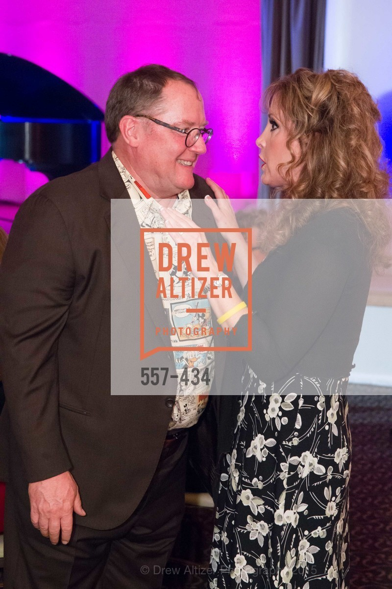 John Lasseter, Jodi Benson, The Walt Disney Family Museum Fundraising Gala and Diane Disney Miller Lifetime Achievement Award, Golden Gate Club. 135 Fisher Loop in the Presidio, November 3rd, 2015,Drew Altizer, Drew Altizer Photography, full-service agency, private events, San Francisco photographer, photographer california