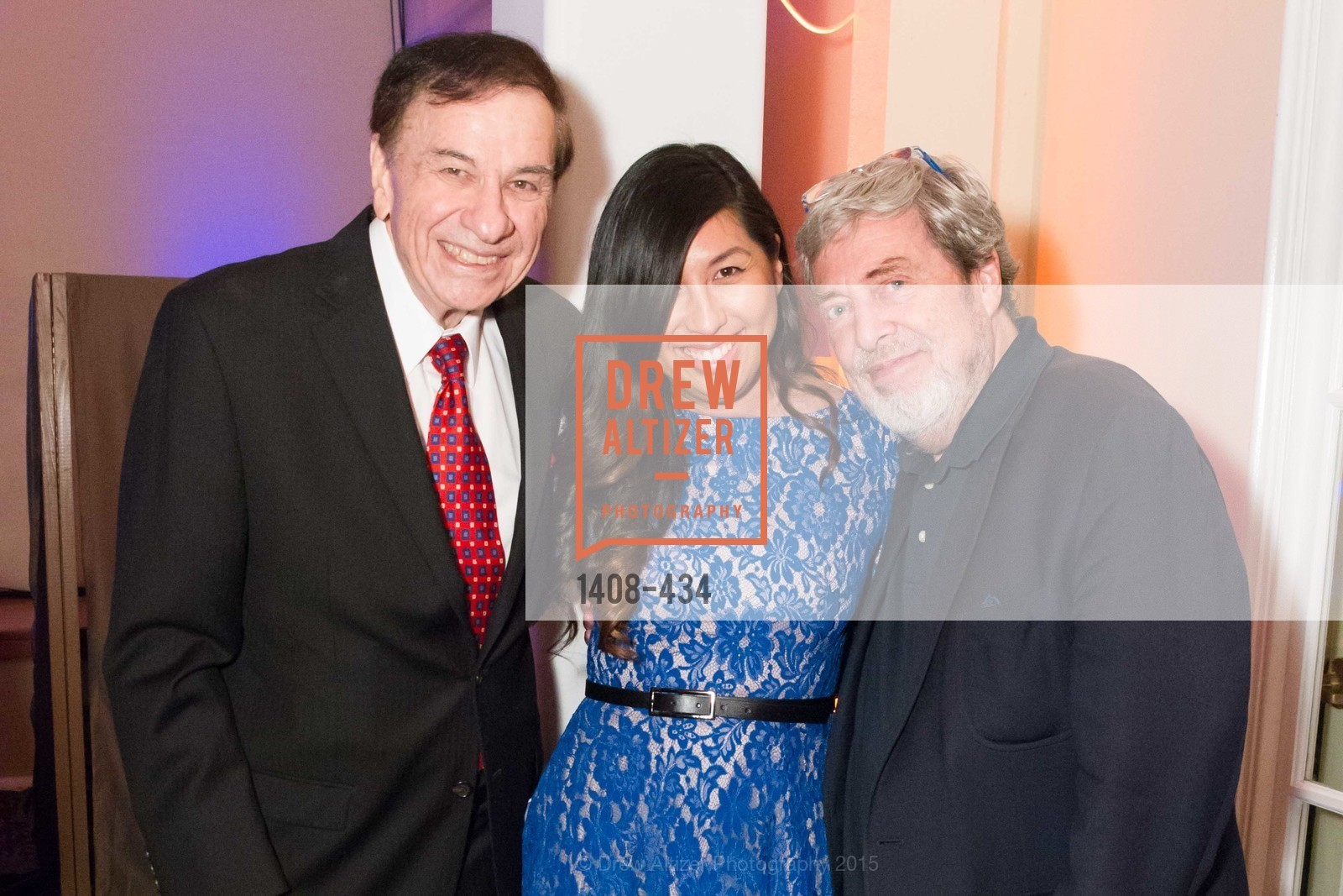 Richard Sherman, Andi Wang, Tony Walton, The Walt Disney Family Museum Fundraising Gala and Diane Disney Miller Lifetime Achievement Award, Golden Gate Club. 135 Fisher Loop in the Presidio, November 3rd, 2015,Drew Altizer, Drew Altizer Photography, full-service agency, private events, San Francisco photographer, photographer california