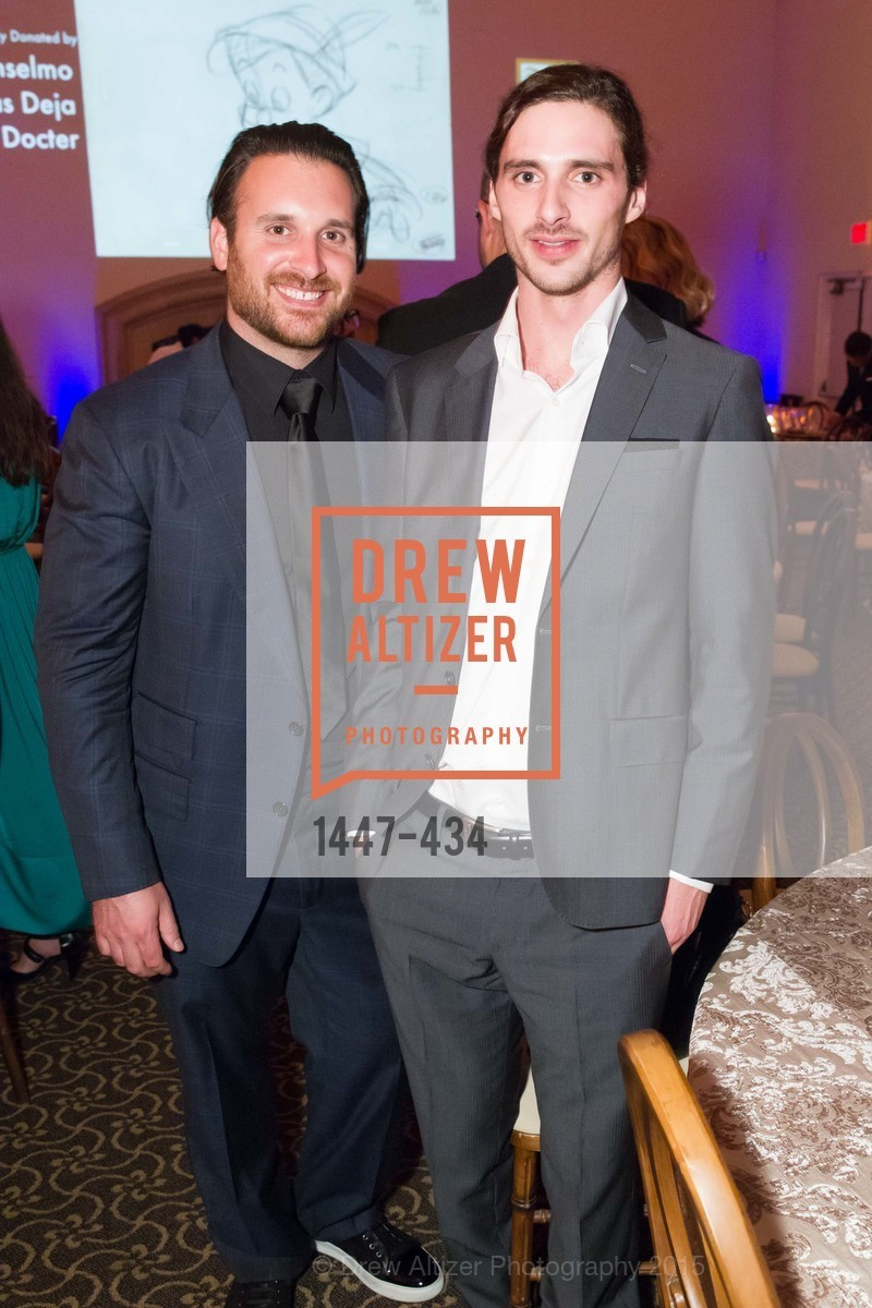 Nicolas Rineri, Sebastian Rineri, The Walt Disney Family Museum Fundraising Gala and Diane Disney Miller Lifetime Achievement Award, Golden Gate Club. 135 Fisher Loop in the Presidio, November 3rd, 2015,Drew Altizer, Drew Altizer Photography, full-service agency, private events, San Francisco photographer, photographer california