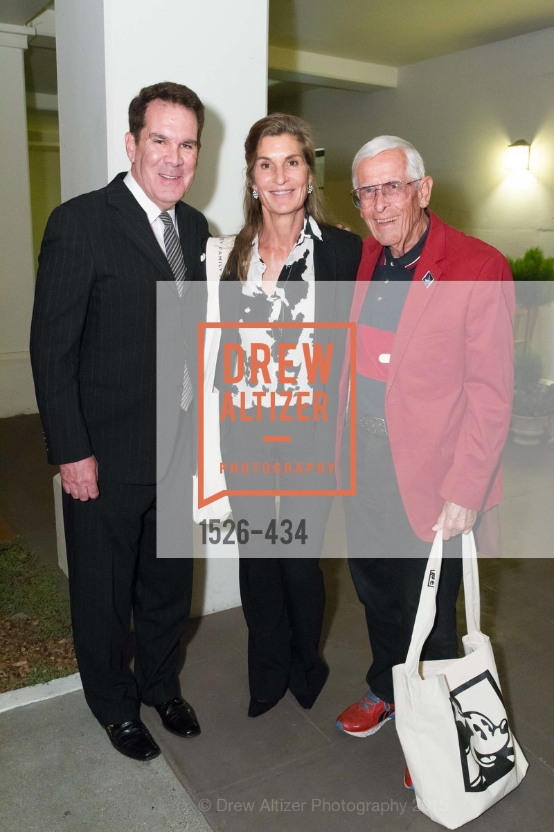 Tony Anselmo, Tammy Miller, Bob Gurr, The Walt Disney Family Museum Fundraising Gala and Diane Disney Miller Lifetime Achievement Award, Golden Gate Club. 135 Fisher Loop in the Presidio, November 3rd, 2015,Drew Altizer, Drew Altizer Photography, full-service agency, private events, San Francisco photographer, photographer california