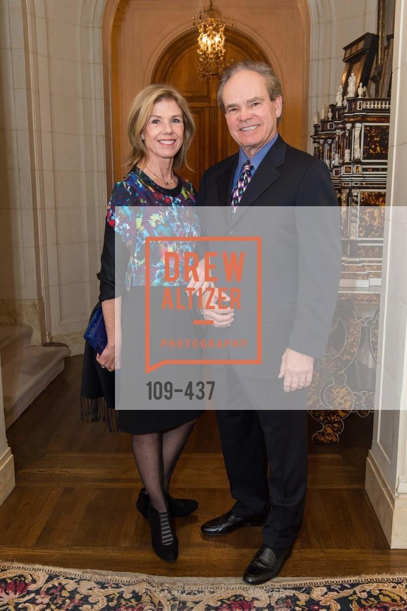 Kay Fike, Steve Fike, FDS Vintner Reception and Dinner, Private Residence, November 4th, 2015