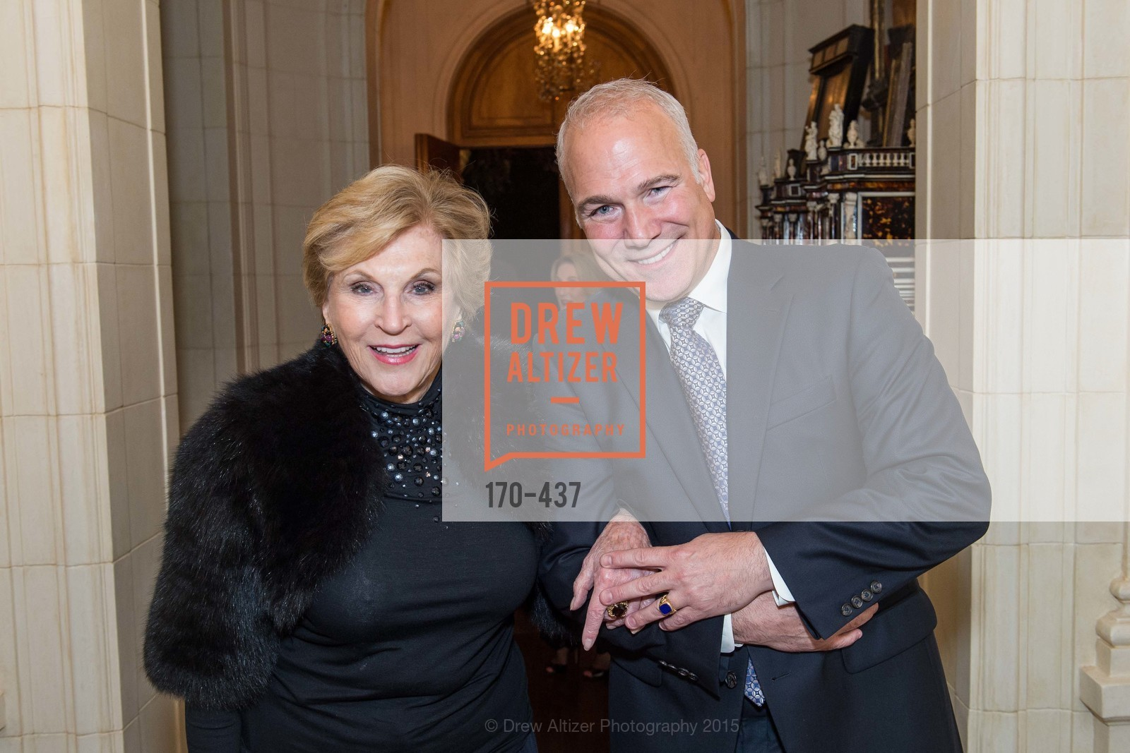 Lois Lehrman, Franc D'Ambrosio, FDS Vintner Reception and Dinner, Private Residence, November 4th, 2015,Drew Altizer, Drew Altizer Photography, full-service agency, private events, San Francisco photographer, photographer california