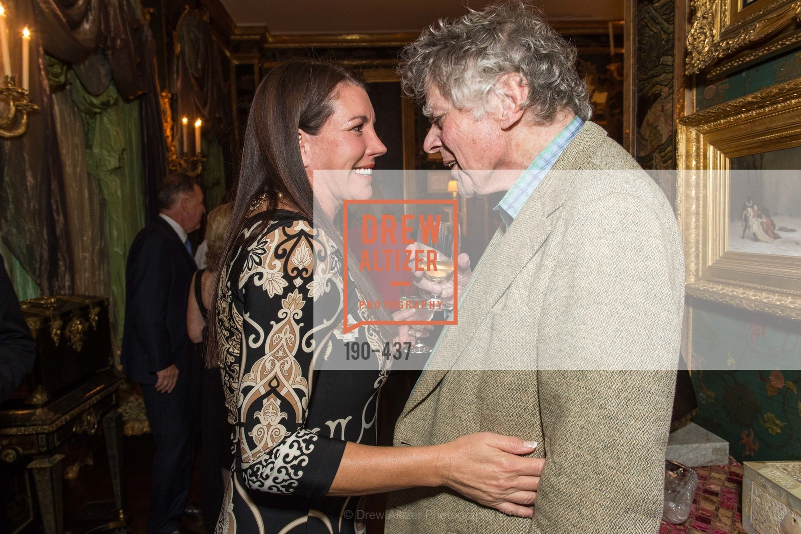 Michelle Baggett, Gordon Getty, FDS Vintner Reception and Dinner, Private Residence, November 4th, 2015,Drew Altizer, Drew Altizer Photography, full-service agency, private events, San Francisco photographer, photographer california