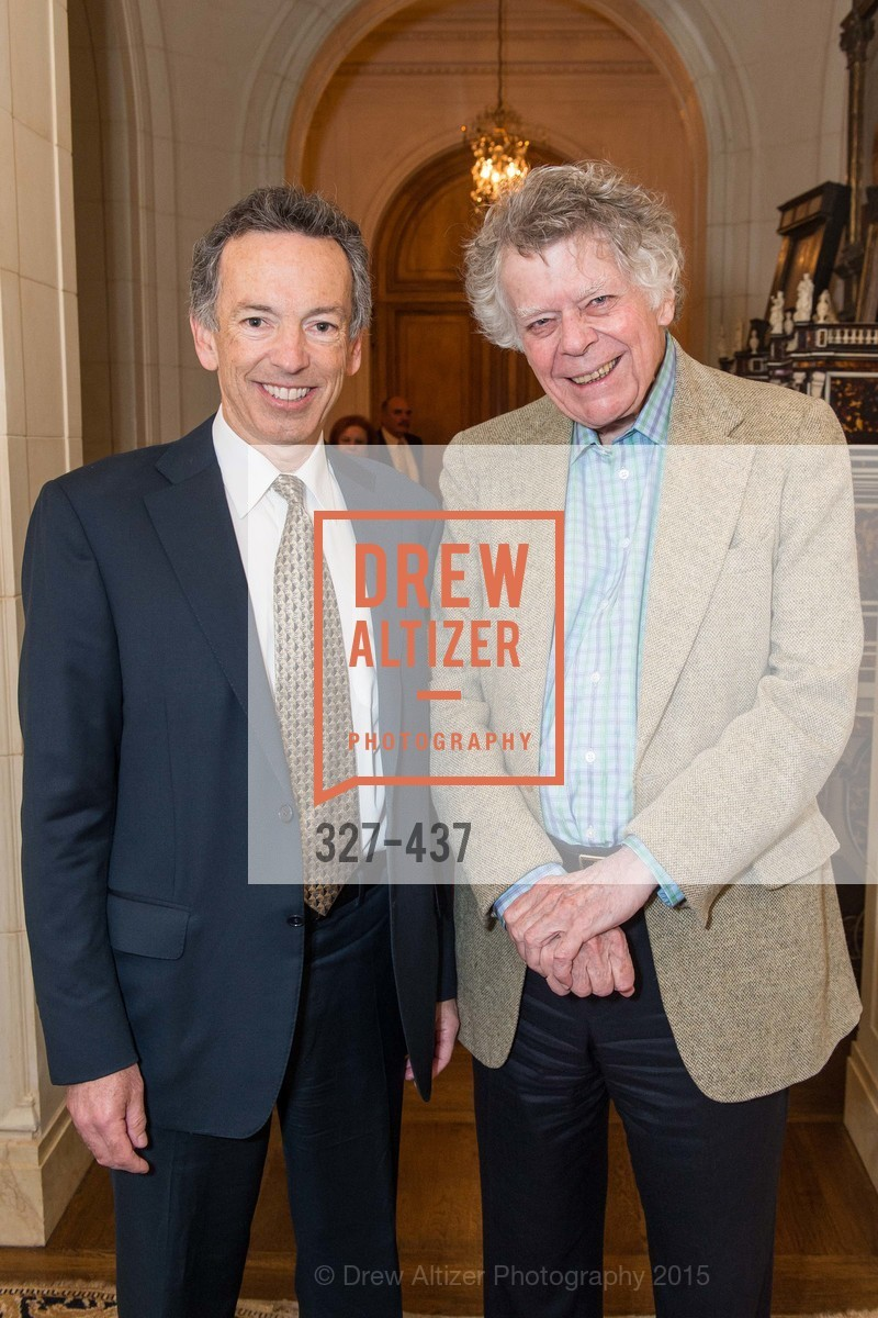 Rick Walker, Gordon Getty, FDS Vintner Reception and Dinner, Private Residence, November 4th, 2015,Drew Altizer, Drew Altizer Photography, full-service agency, private events, San Francisco photographer, photographer california