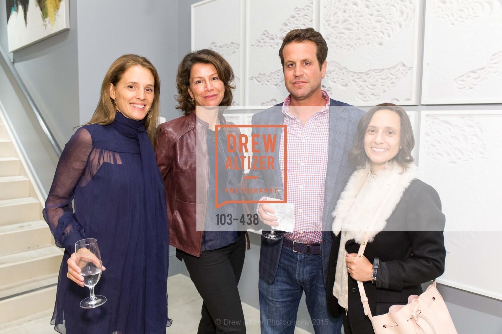 Evie Simon, Simone LaCorte, Nick Heldfond, Becca Prowda, Stephanie Breitbard Fine Arts San Francisco Opening, Stephanie Breitbard Fine Arts. 843 Montgomery St, November 4th, 2015