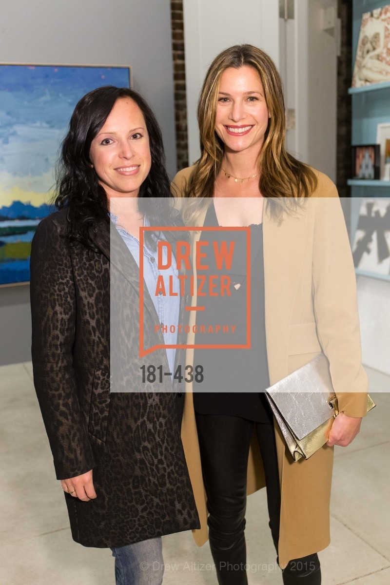 Maya Mortorano, Amy Levins, Stephanie Breitbard Fine Arts San Francisco Opening, Stephanie Breitbard Fine Arts. 843 Montgomery St, November 4th, 2015,Drew Altizer, Drew Altizer Photography, full-service agency, private events, San Francisco photographer, photographer california