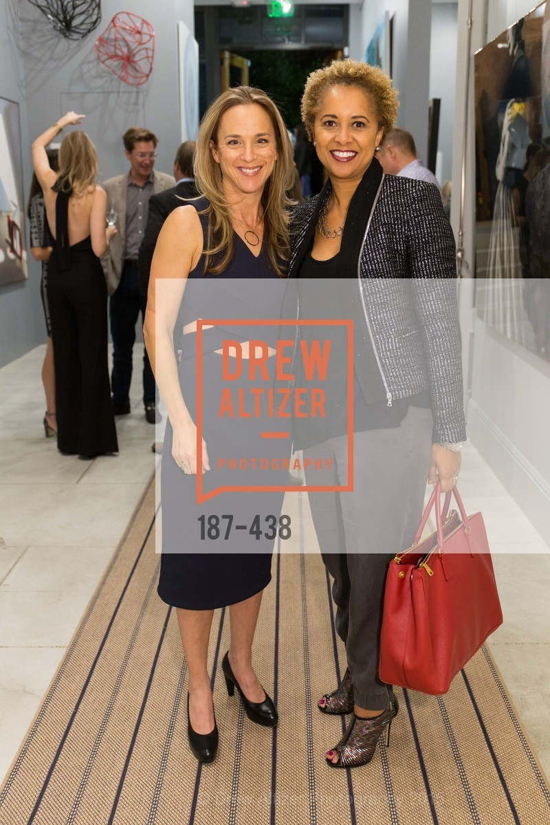 Stephanie Breitbard, Christiane Pendarvis, Stephanie Breitbard Fine Arts San Francisco Opening, Stephanie Breitbard Fine Arts. 843 Montgomery St, November 4th, 2015,Drew Altizer, Drew Altizer Photography, full-service agency, private events, San Francisco photographer, photographer california