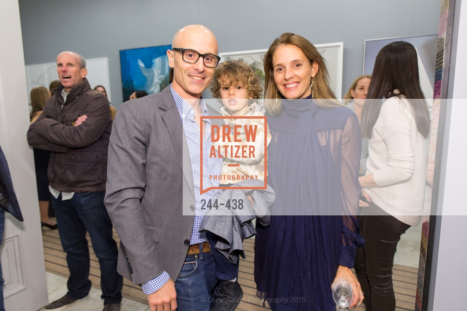 Joey Pizzialli, Bodie Pizzialli, Evie Simon, Stephanie Breitbard Fine Arts San Francisco Opening, Stephanie Breitbard Fine Arts. 843 Montgomery St, November 4th, 2015,Drew Altizer, Drew Altizer Photography, full-service agency, private events, San Francisco photographer, photographer california