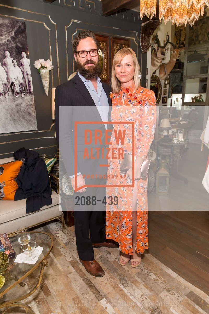 Eric Newton, Aubrie Pick, J.RACHMAN FIRST LOOK AND GRAND OPENING, JONATHAN RACHMAN DESIGN. 1632C MARKET ST, November 4th, 2015,Drew Altizer, Drew Altizer Photography, full-service agency, private events, San Francisco photographer, photographer california