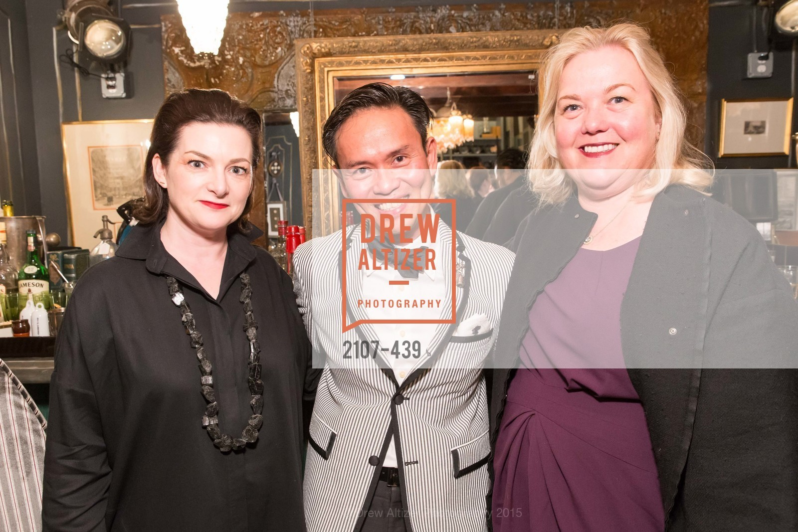 Alisa Carroll, Jonathan Rachman, Heidi Gerpheide, J.RACHMAN FIRST LOOK AND GRAND OPENING, JONATHAN RACHMAN DESIGN. 1632C MARKET ST, November 4th, 2015,Drew Altizer, Drew Altizer Photography, full-service agency, private events, San Francisco photographer, photographer california