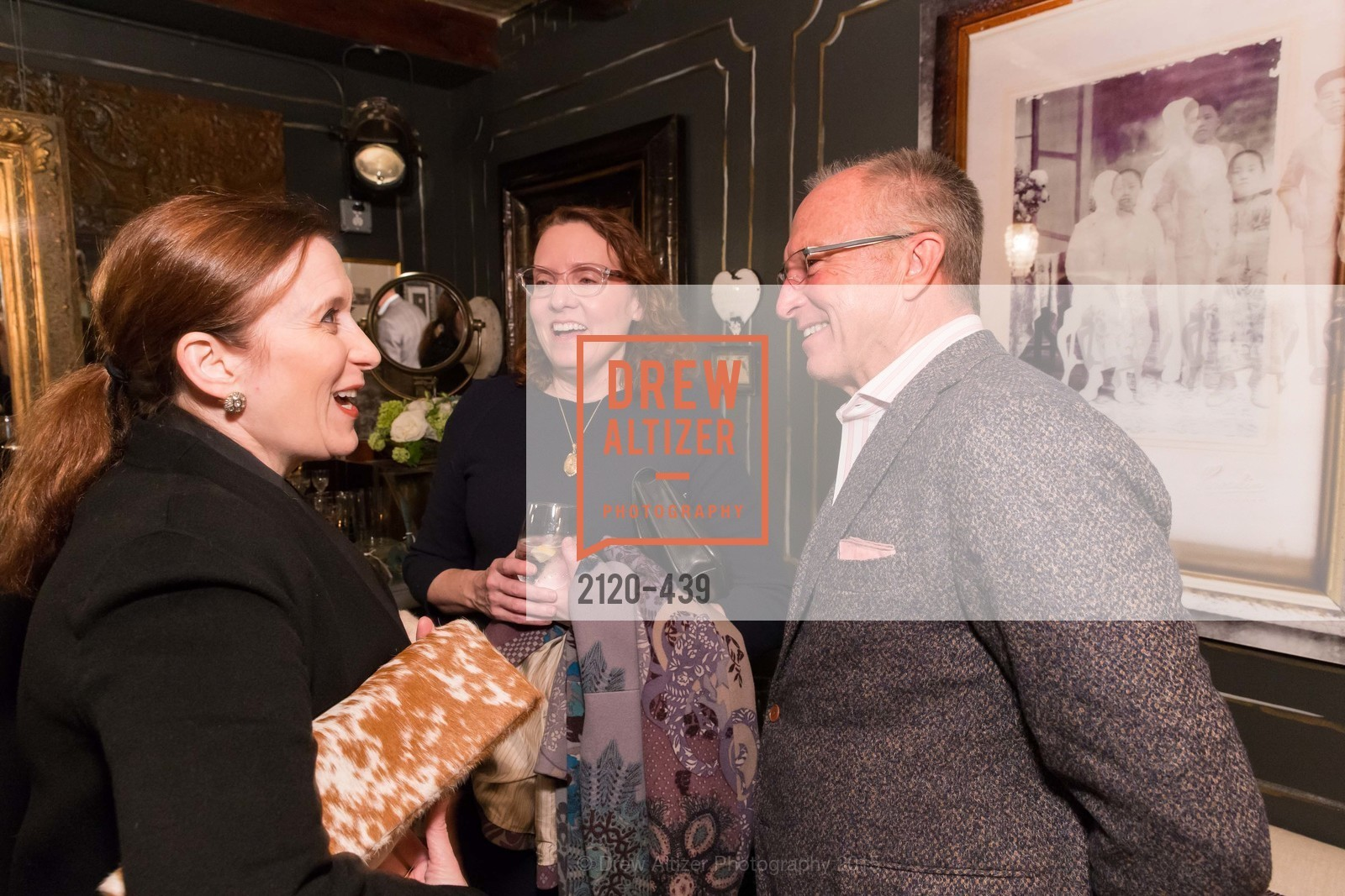 Dara Rosenfeld, MaryJo Bowling, Neal Ward, J.RACHMAN FIRST LOOK AND GRAND OPENING, JONATHAN RACHMAN DESIGN. 1632C MARKET ST, November 4th, 2015,Drew Altizer, Drew Altizer Photography, full-service event agency, private events, San Francisco photographer, photographer California