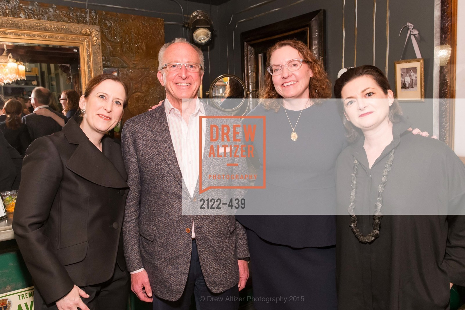 Dara Rosenfeld, Neal Ward, MaryJo Bowling, Alisa Carroll, J.RACHMAN FIRST LOOK AND GRAND OPENING, JONATHAN RACHMAN DESIGN. 1632C MARKET ST, November 4th, 2015,Drew Altizer, Drew Altizer Photography, full-service agency, private events, San Francisco photographer, photographer california