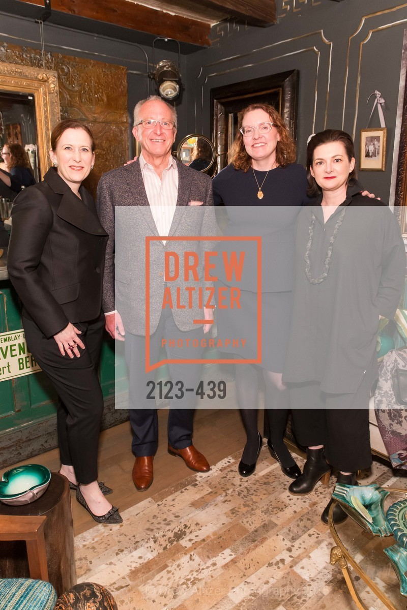 Dara Rosenfeld, Neal Ward, MaryJo Bowling, Alisa Carroll, J.RACHMAN FIRST LOOK AND GRAND OPENING, JONATHAN RACHMAN DESIGN. 1632C MARKET ST, November 4th, 2015,Drew Altizer, Drew Altizer Photography, full-service event agency, private events, San Francisco photographer, photographer California