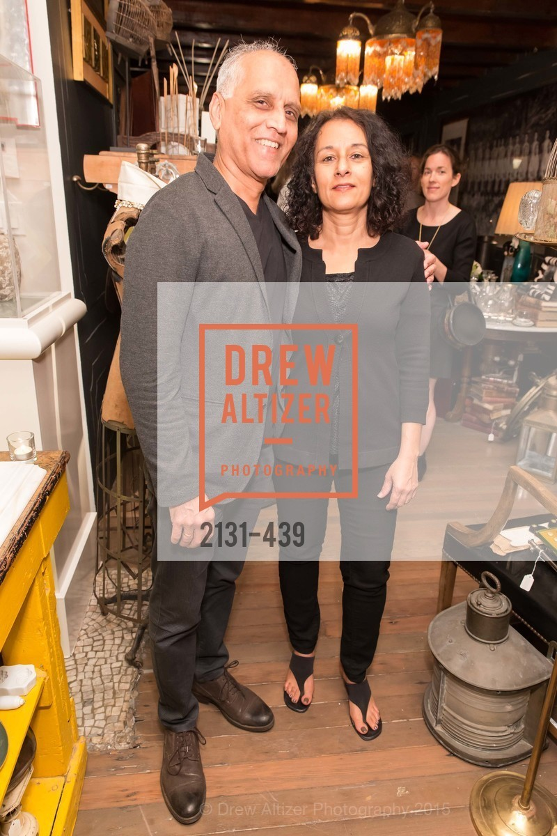 Zahid Sardar, Tasneem Karimbhai, J.RACHMAN FIRST LOOK AND GRAND OPENING, JONATHAN RACHMAN DESIGN. 1632C MARKET ST, November 4th, 2015,Drew Altizer, Drew Altizer Photography, full-service agency, private events, San Francisco photographer, photographer california