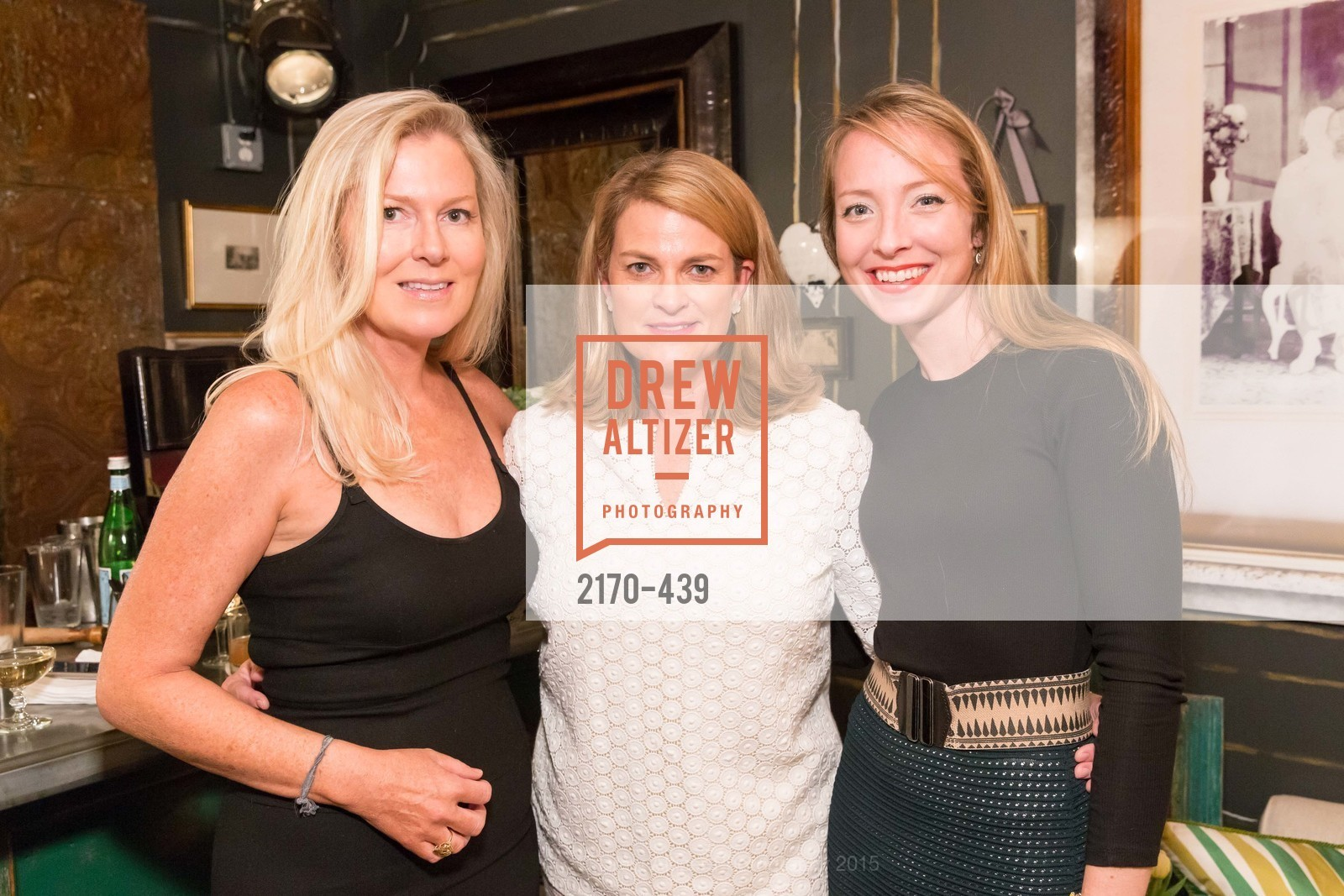 Margot Larkin, Amy Kelly, Noelle Cooper, J.RACHMAN FIRST LOOK AND GRAND OPENING, JONATHAN RACHMAN DESIGN. 1632C MARKET ST, November 4th, 2015,Drew Altizer, Drew Altizer Photography, full-service event agency, private events, San Francisco photographer, photographer California