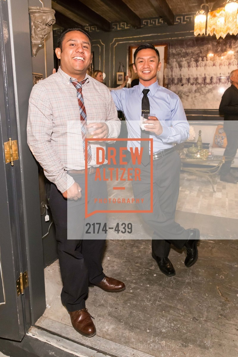 Erik Monroy, Jeffrey Fulgencio, J.RACHMAN FIRST LOOK AND GRAND OPENING, JONATHAN RACHMAN DESIGN. 1632C MARKET ST, November 4th, 2015,Drew Altizer, Drew Altizer Photography, full-service agency, private events, San Francisco photographer, photographer california