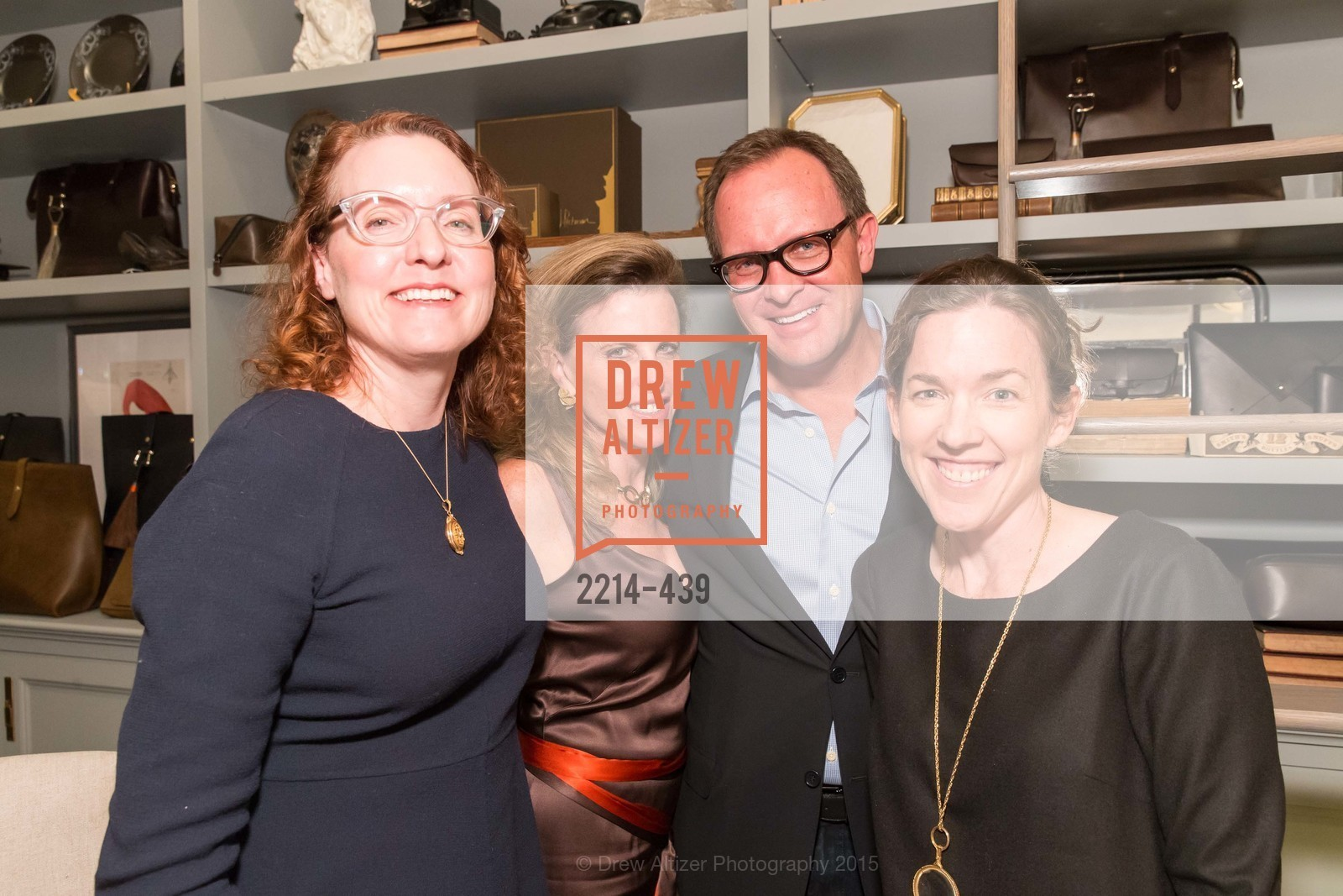 MaryJo Bowling, Faith Wheeler, John Lamar, Paige Porter Fischer, J.RACHMAN FIRST LOOK AND GRAND OPENING, JONATHAN RACHMAN DESIGN. 1632C MARKET ST, November 4th, 2015,Drew Altizer, Drew Altizer Photography, full-service agency, private events, San Francisco photographer, photographer california