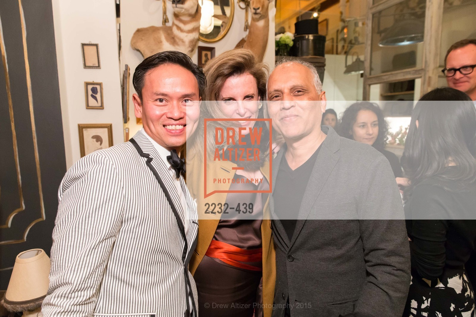 Jonathan Rachman, Faith Wheeler, Zahid Sardar, J.RACHMAN FIRST LOOK AND GRAND OPENING, JONATHAN RACHMAN DESIGN. 1632C MARKET ST, November 4th, 2015,Drew Altizer, Drew Altizer Photography, full-service agency, private events, San Francisco photographer, photographer california