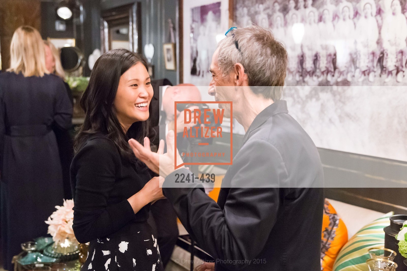 Yuni Wong, Mossimo Tivoloteo, J.RACHMAN FIRST LOOK AND GRAND OPENING, JONATHAN RACHMAN DESIGN. 1632C MARKET ST, November 4th, 2015,Drew Altizer, Drew Altizer Photography, full-service agency, private events, San Francisco photographer, photographer california