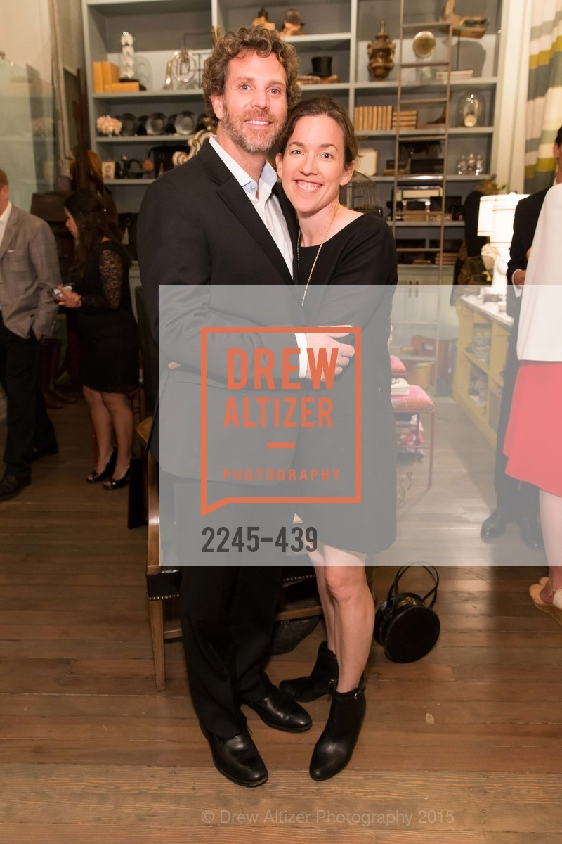 Greg Fischer, Paige Porter Fishcer, J.RACHMAN FIRST LOOK AND GRAND OPENING, JONATHAN RACHMAN DESIGN. 1632C MARKET ST, November 4th, 2015,Drew Altizer, Drew Altizer Photography, full-service agency, private events, San Francisco photographer, photographer california