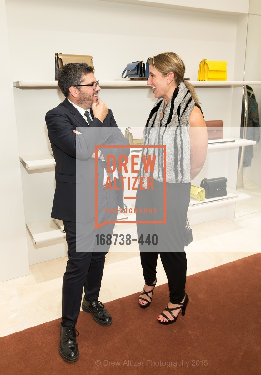 Andrea Baldo, Risa Larson, W Magazine and BAMPFA Celebrate the Opening of the Marni San Francisco Boutique with co-hosts Sabrina Buell and Alison Pincus, Marni San Francisco. 77 Maiden Lane, November 4th, 2015,Drew Altizer, Drew Altizer Photography, full-service agency, private events, San Francisco photographer, photographer california